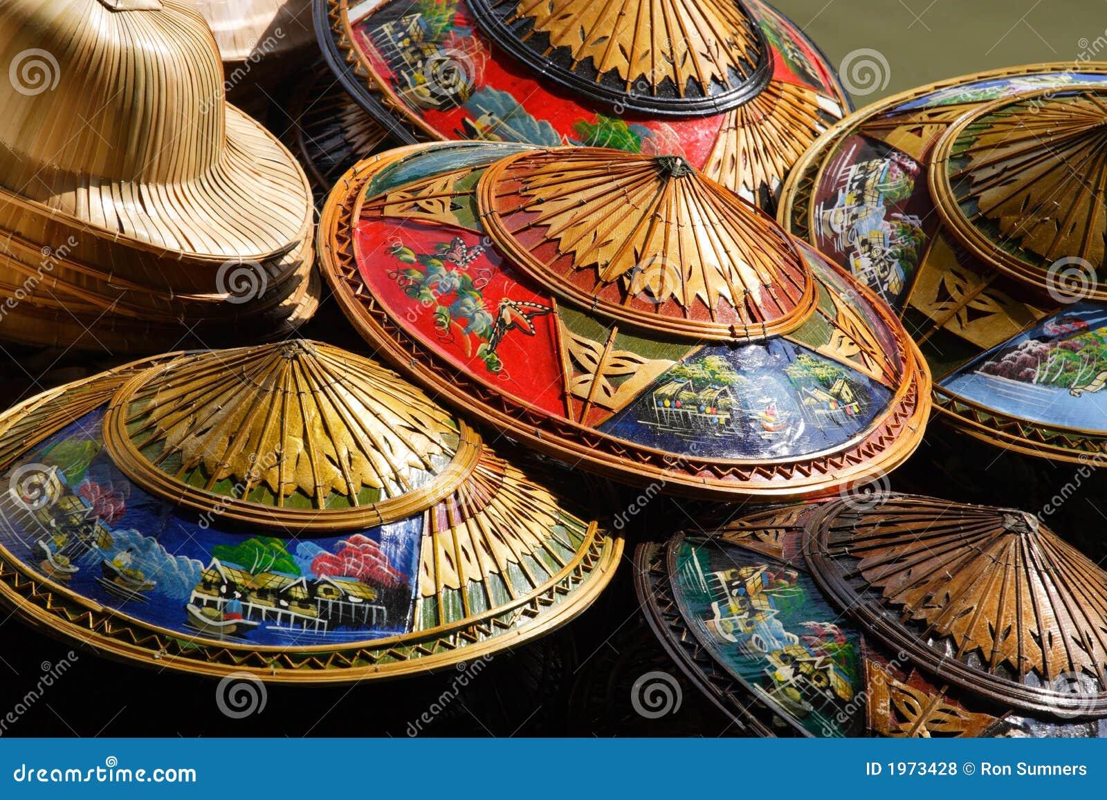 Thailand-Hüte