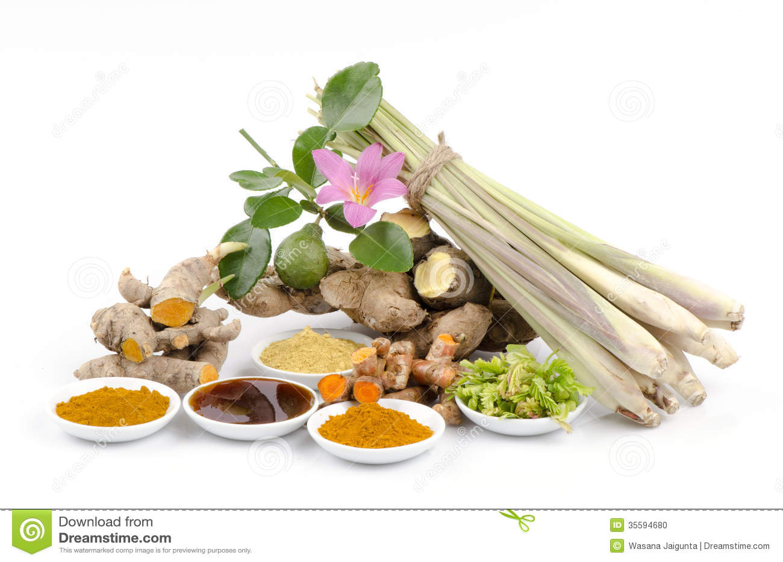 Thailand Herbal Body Scrub For Skin Treatment And Skin ...