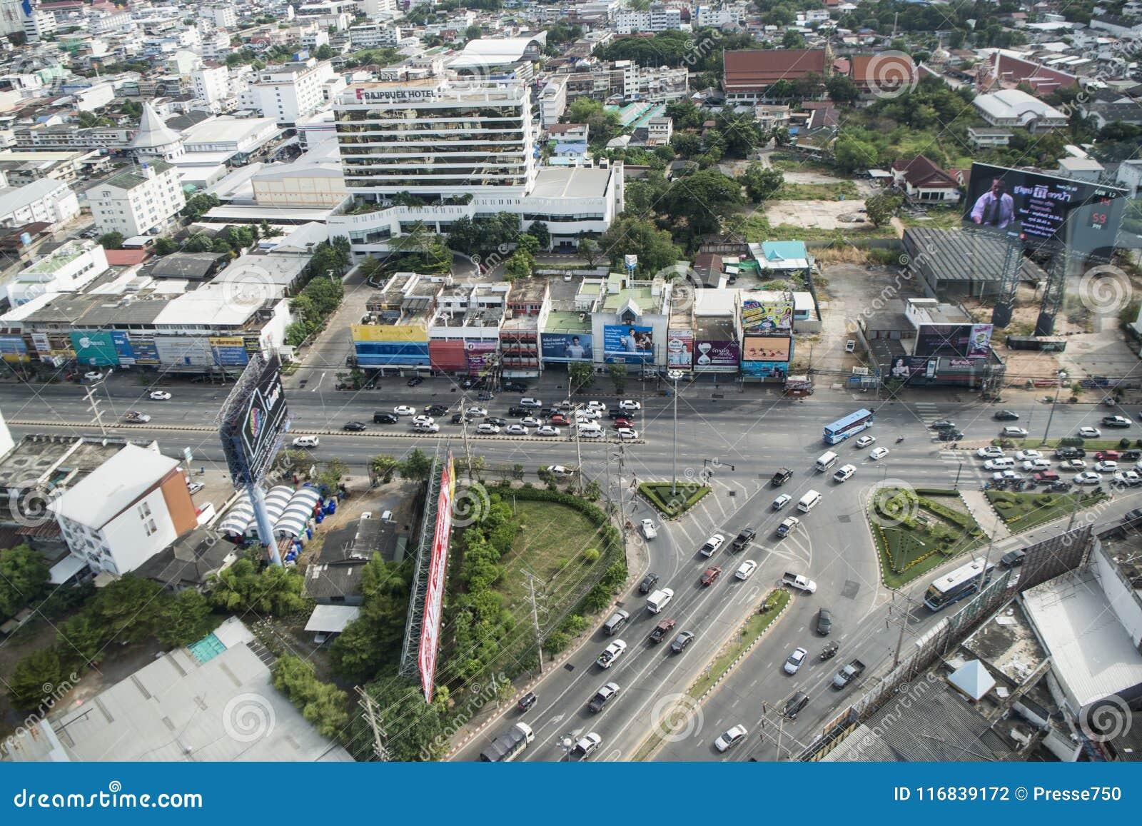 THAILAND ISAN KHORAT CITY VIEW