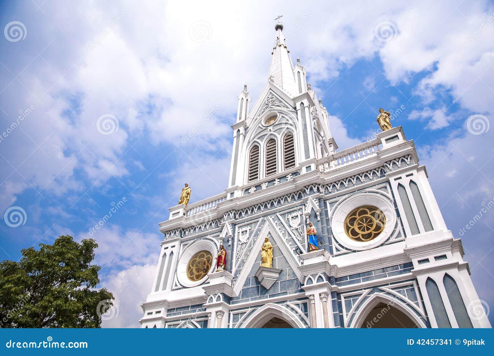 Thailand-Kirche
