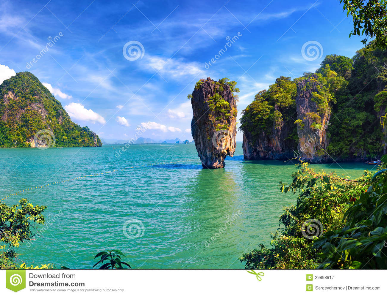 Thailand Nature Royalty Free Stock Photography