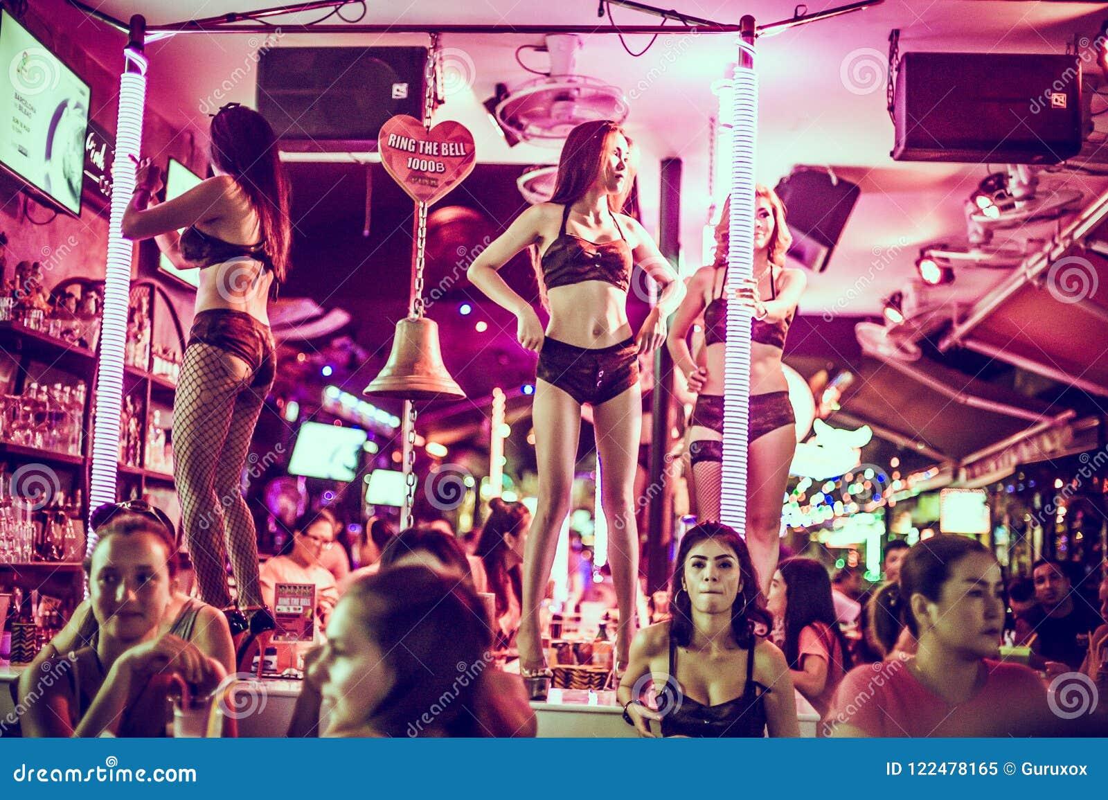 Thai bar girl prices 2018