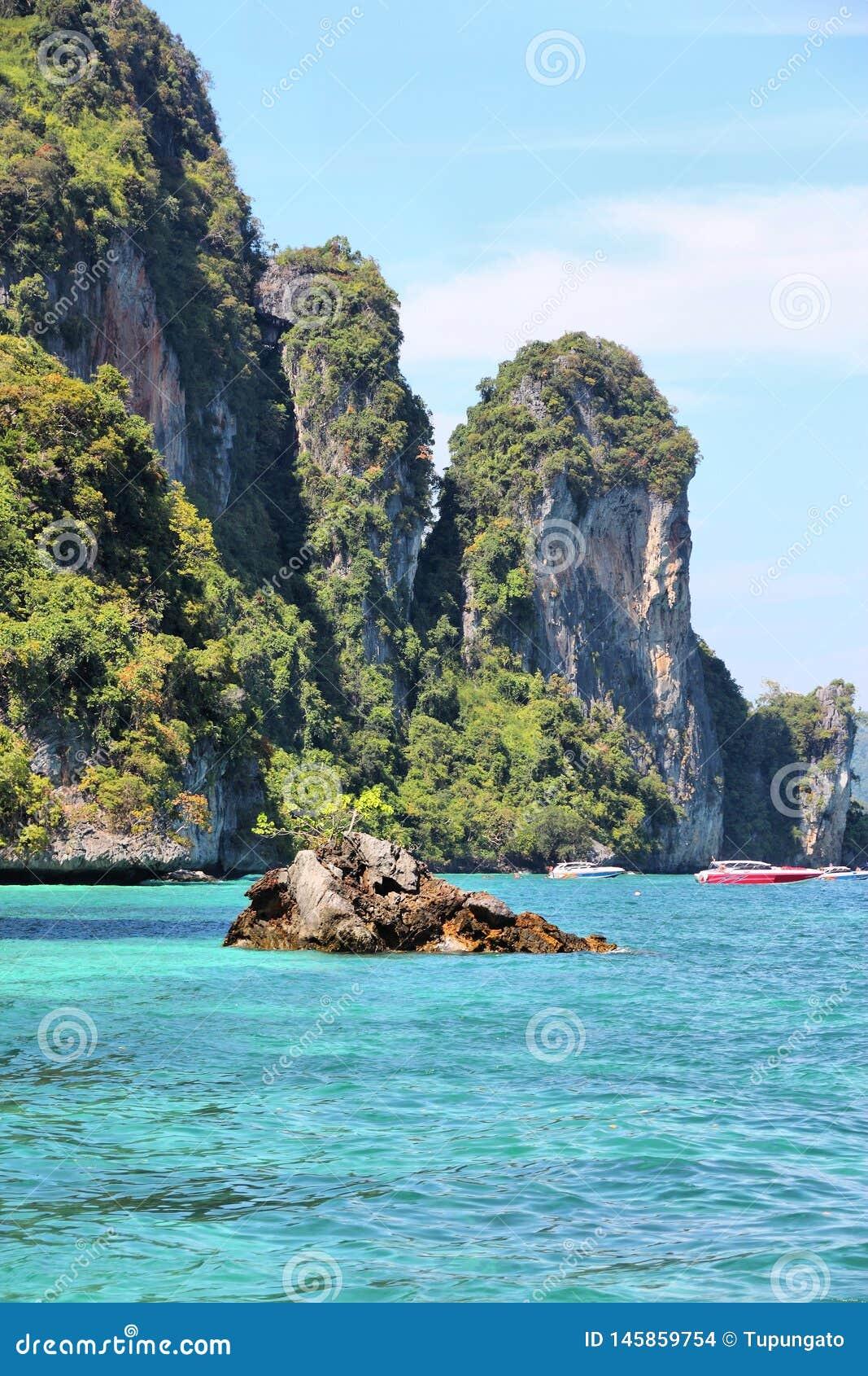Thailand paradise stock photo. Image of exotic, winter