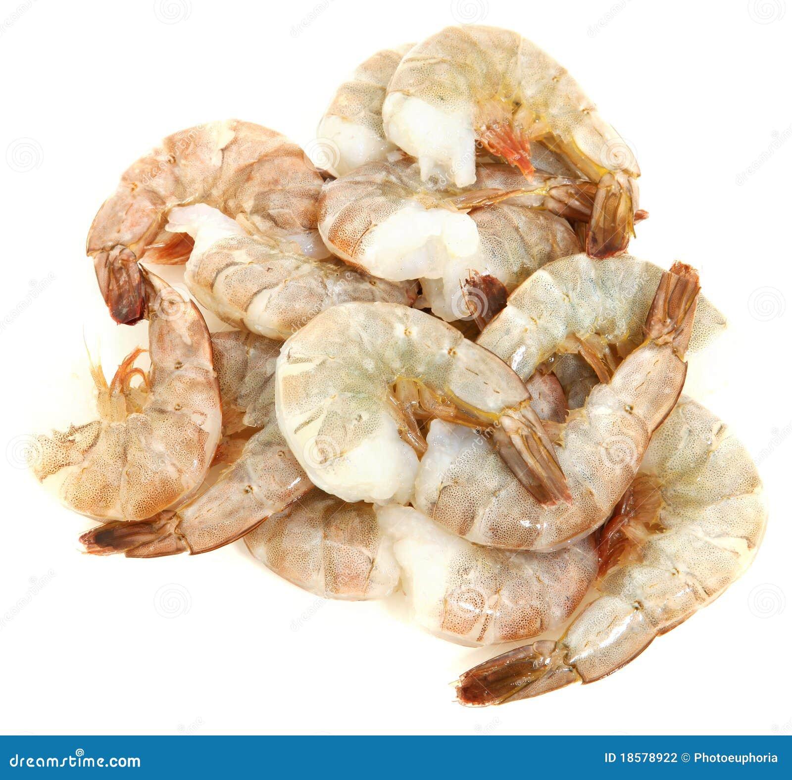Thailand Shrimp Raw Deveined
