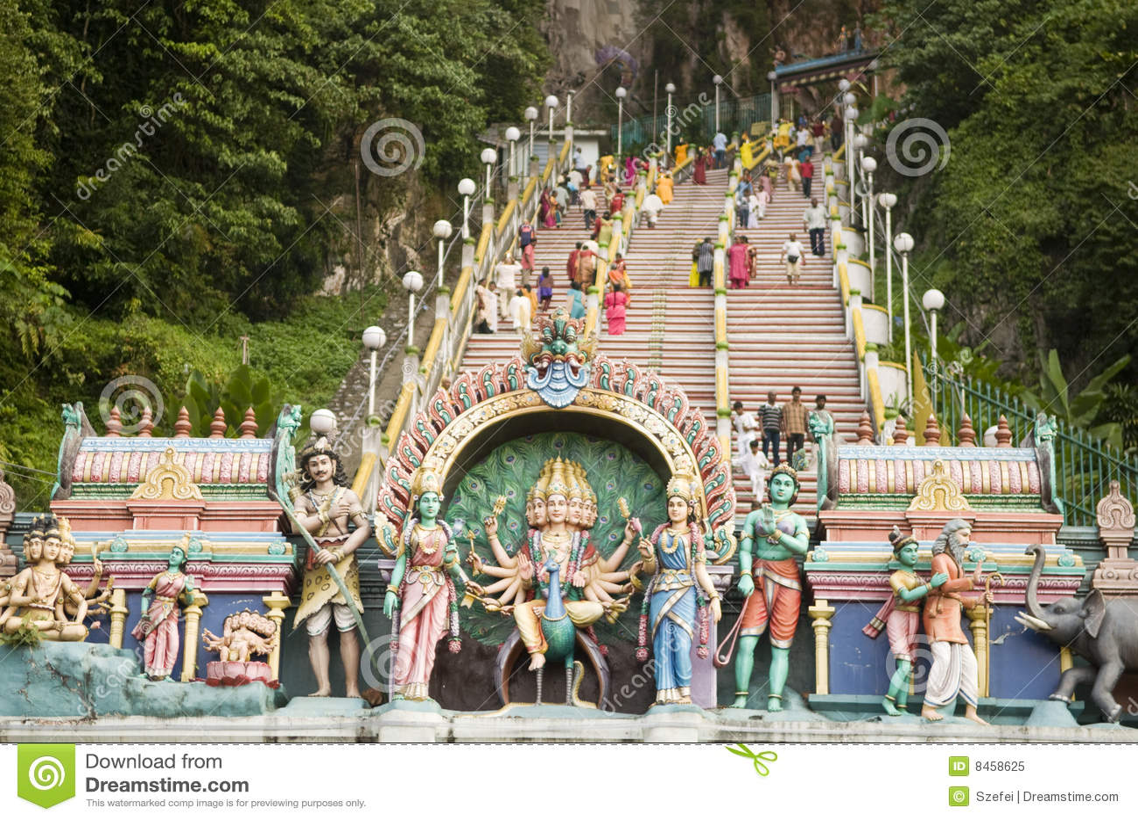 Thaipusam hinduisk festival