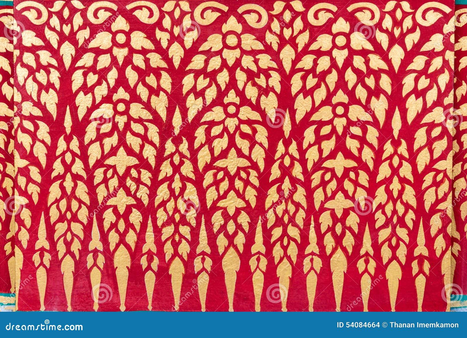 Thais patroon