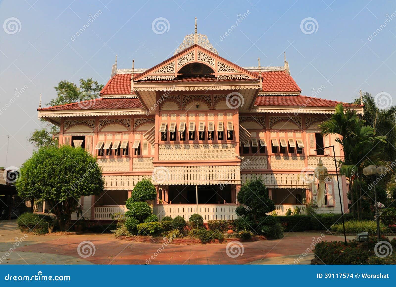 Thais stijlhuis