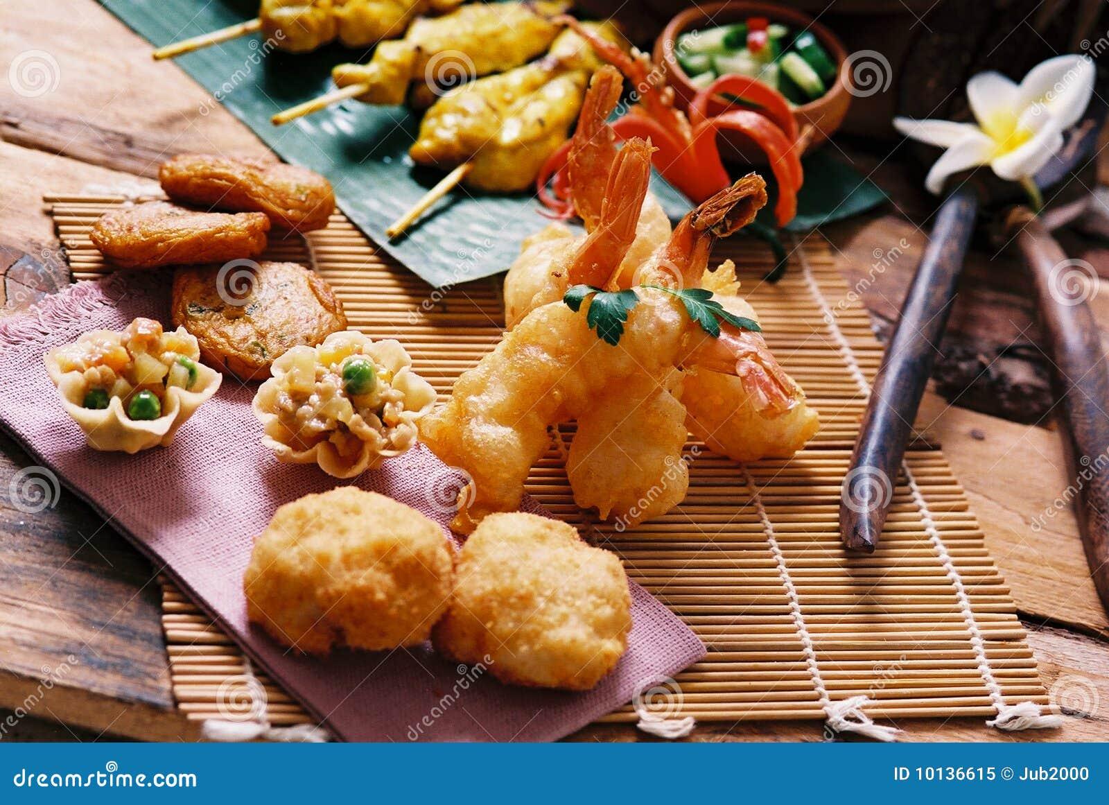 Thais voedsel - Voorgerecht