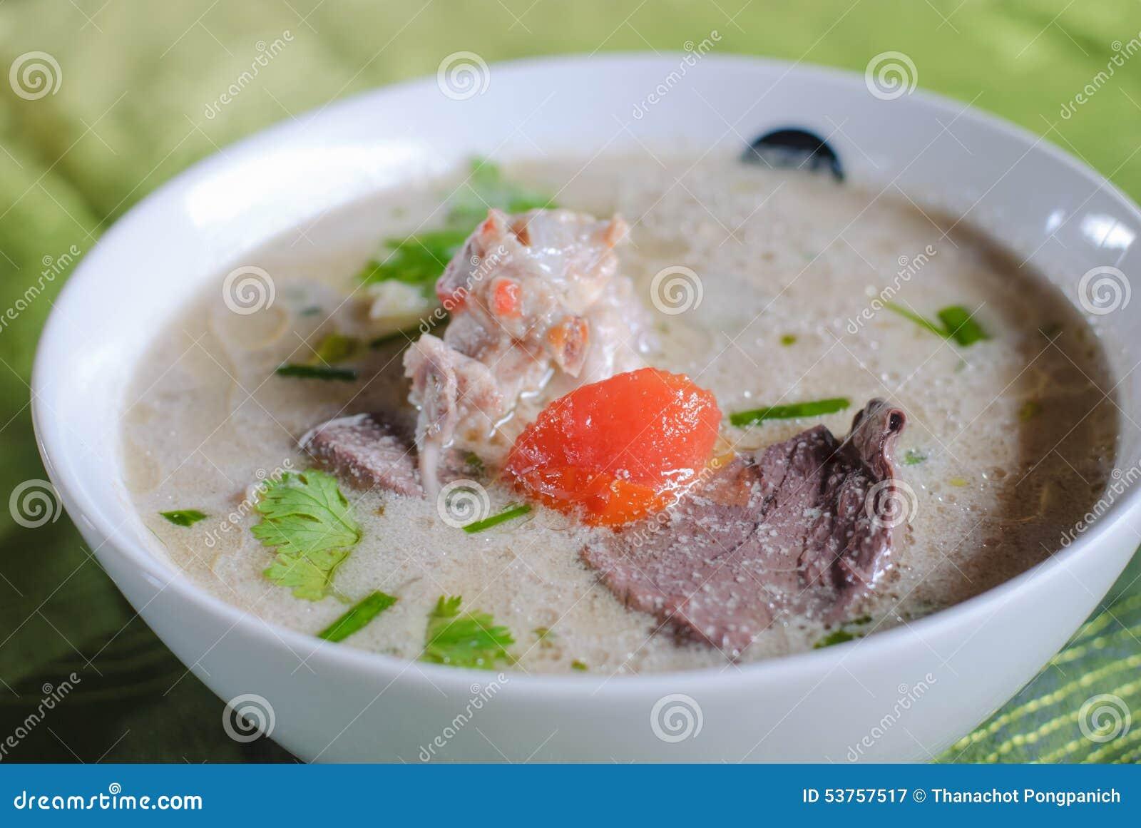 Thaise Cuisine- Tom Kha Ka