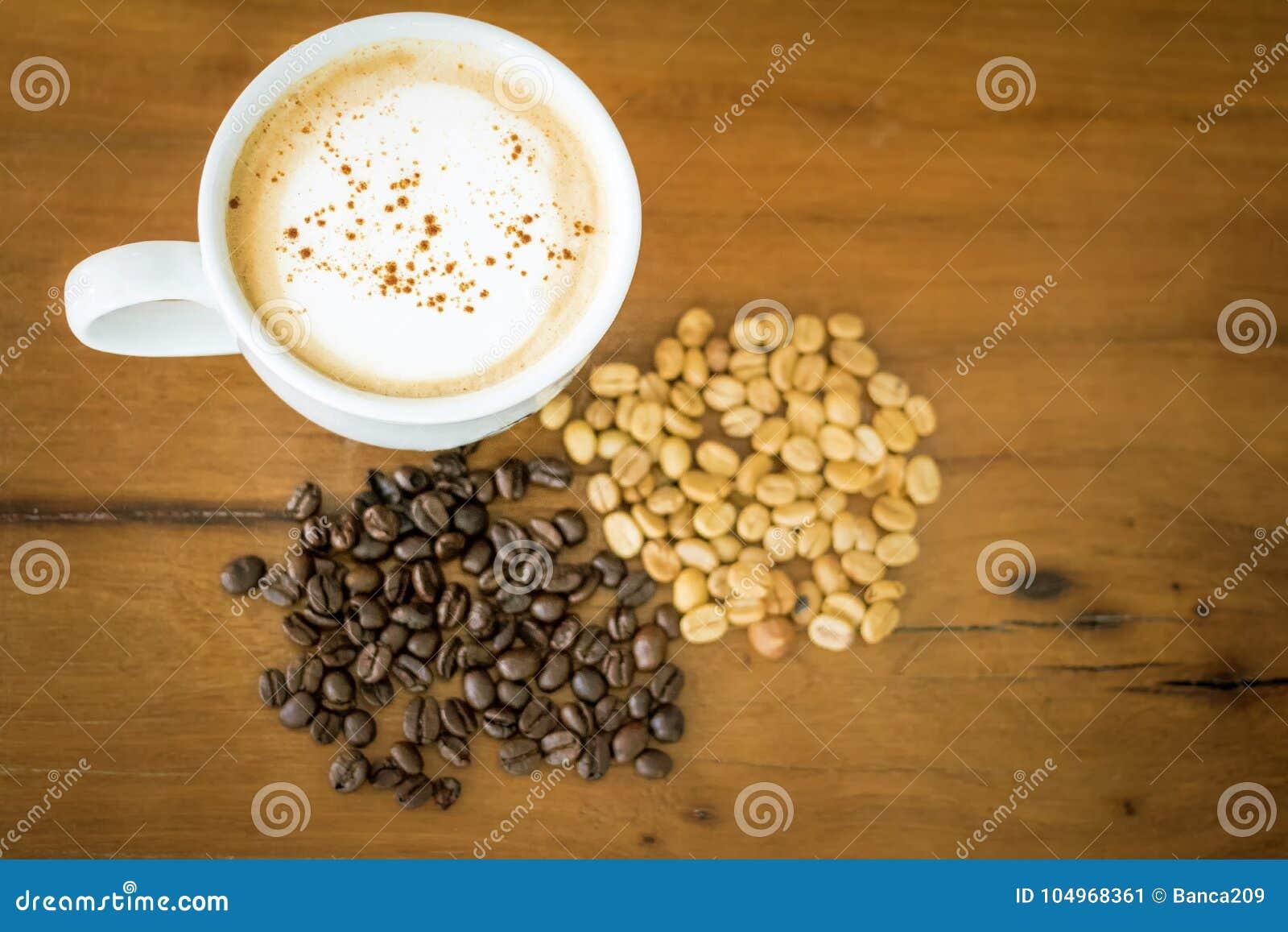 Thaise Organische de koffiearabica van de olifants shit koffie