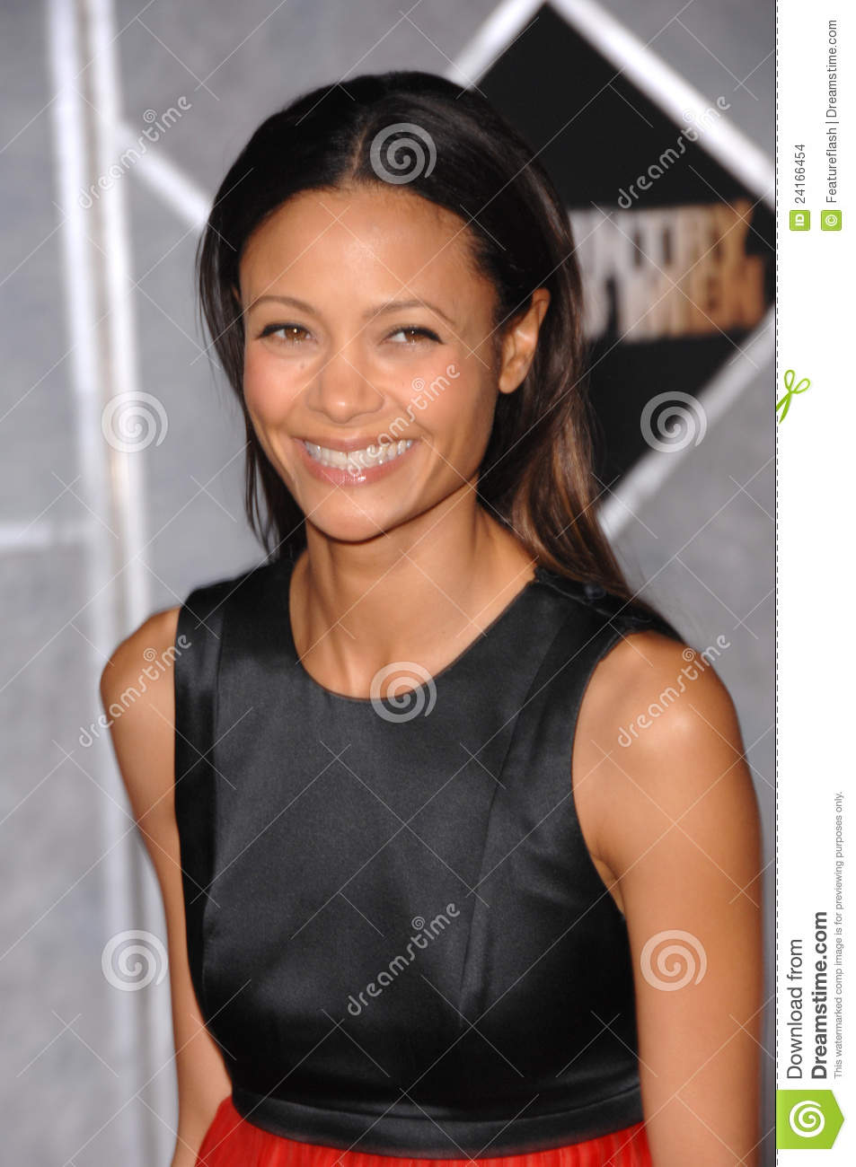 thandie newton vegan
