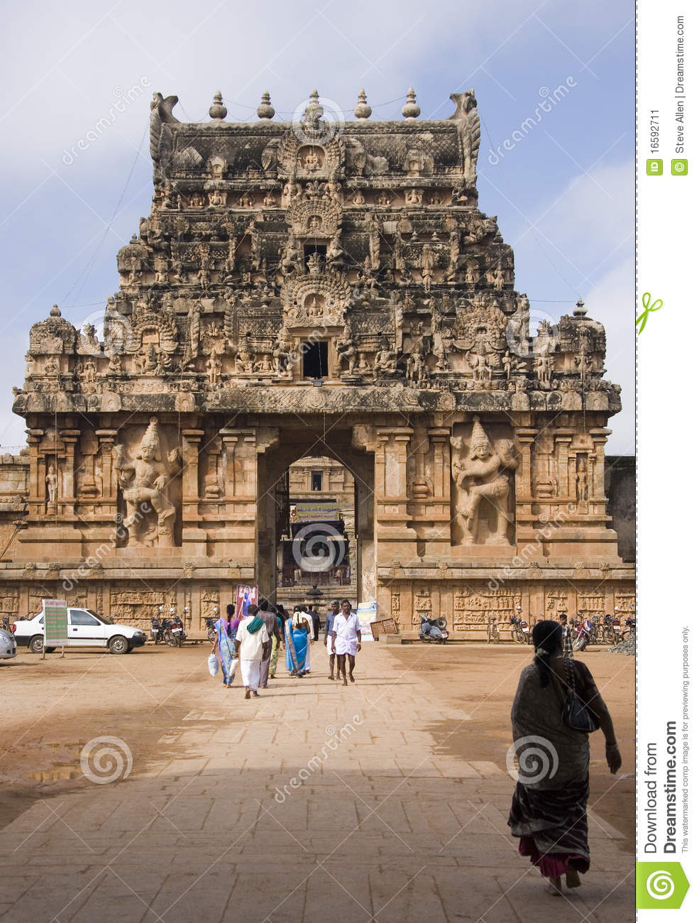 Tamil Nadu India  City new picture : thanjavur tamil nadu india 16592711