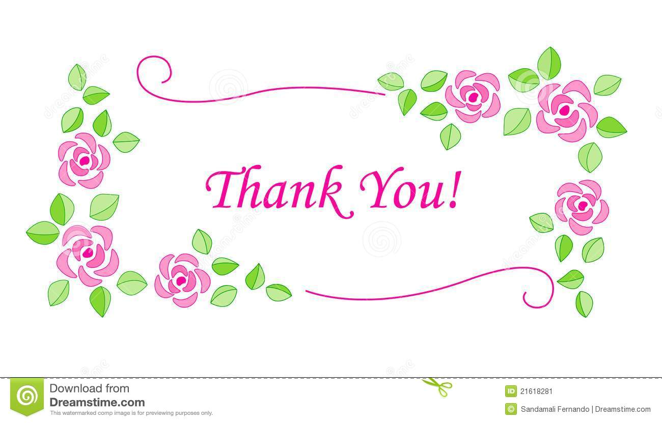 Thanks Card Images Muckeenidesign