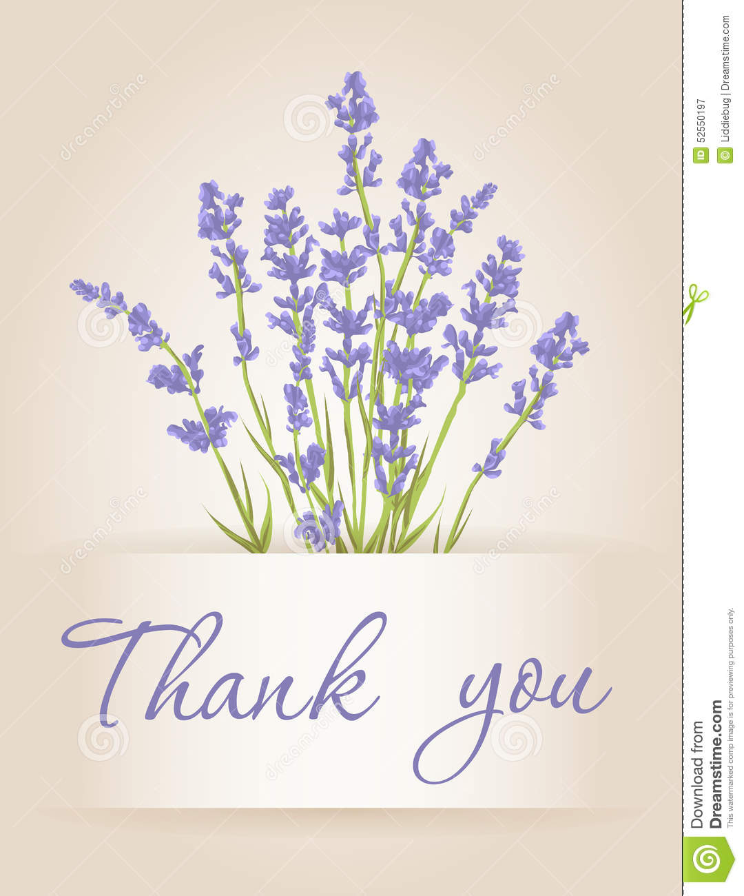 Floral Thank-You Cards