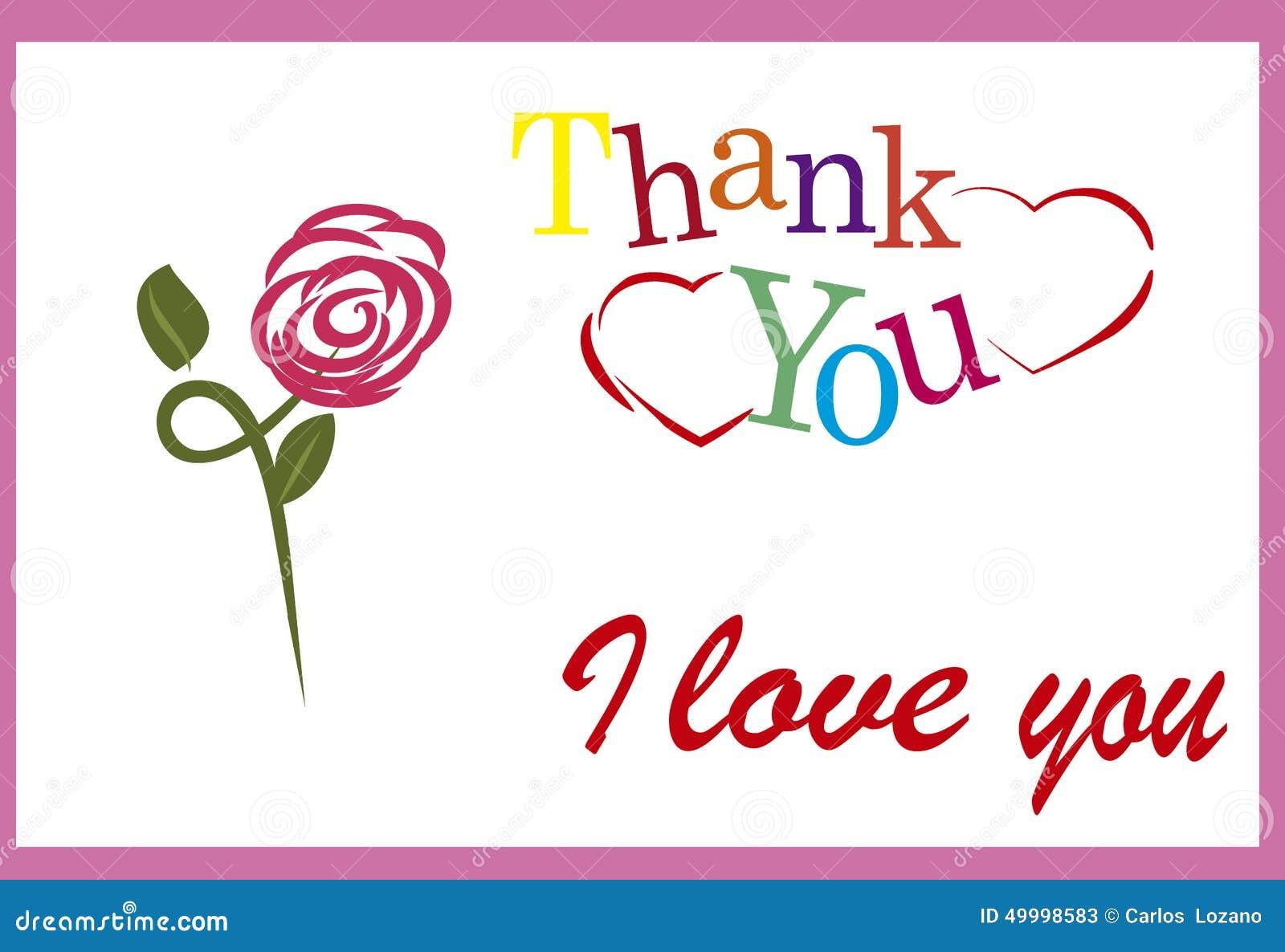 Thank You Mom Stock Image Image Of Familia Love Gratitud 49998583