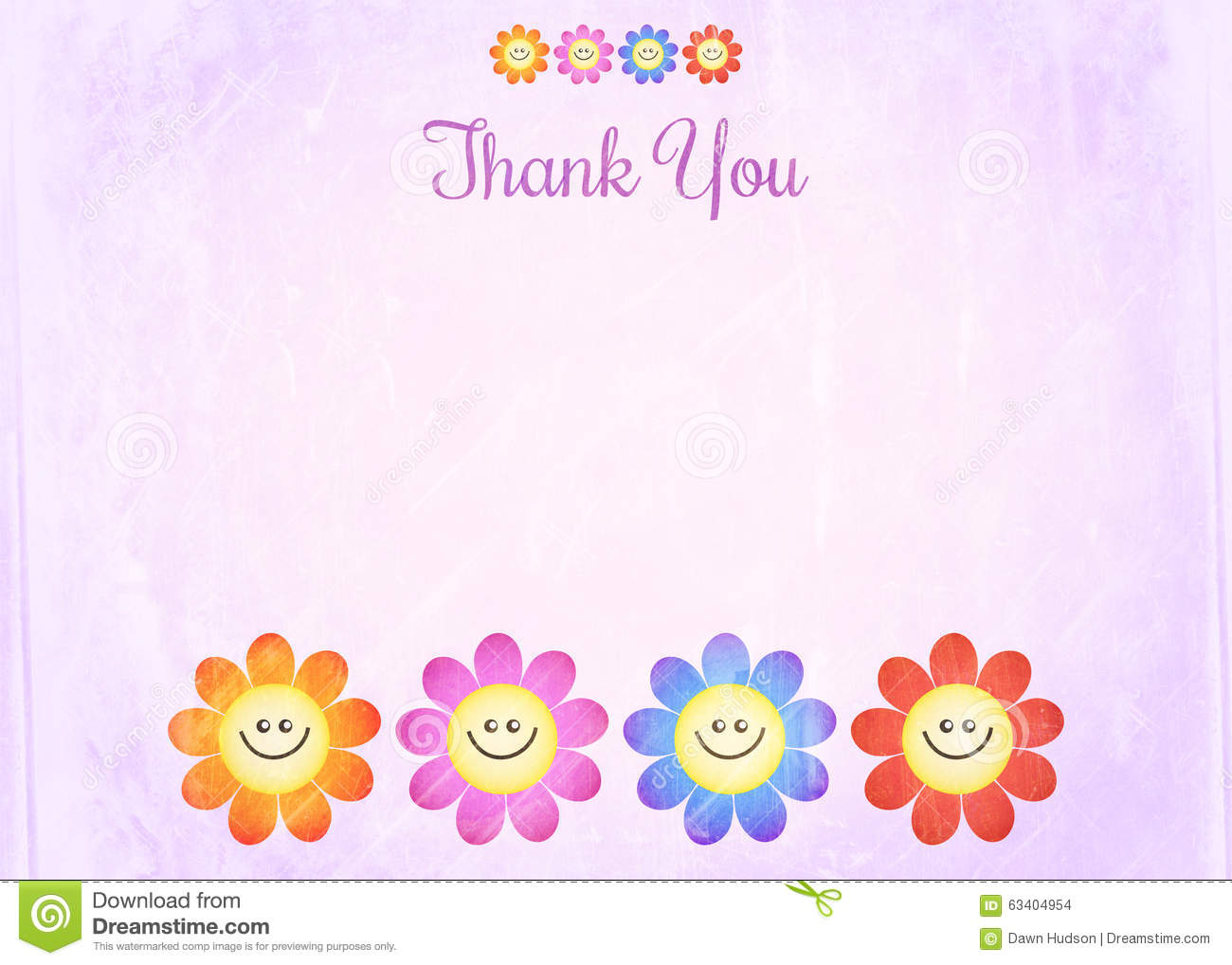 thank you note paper stock illustration illustration of notes