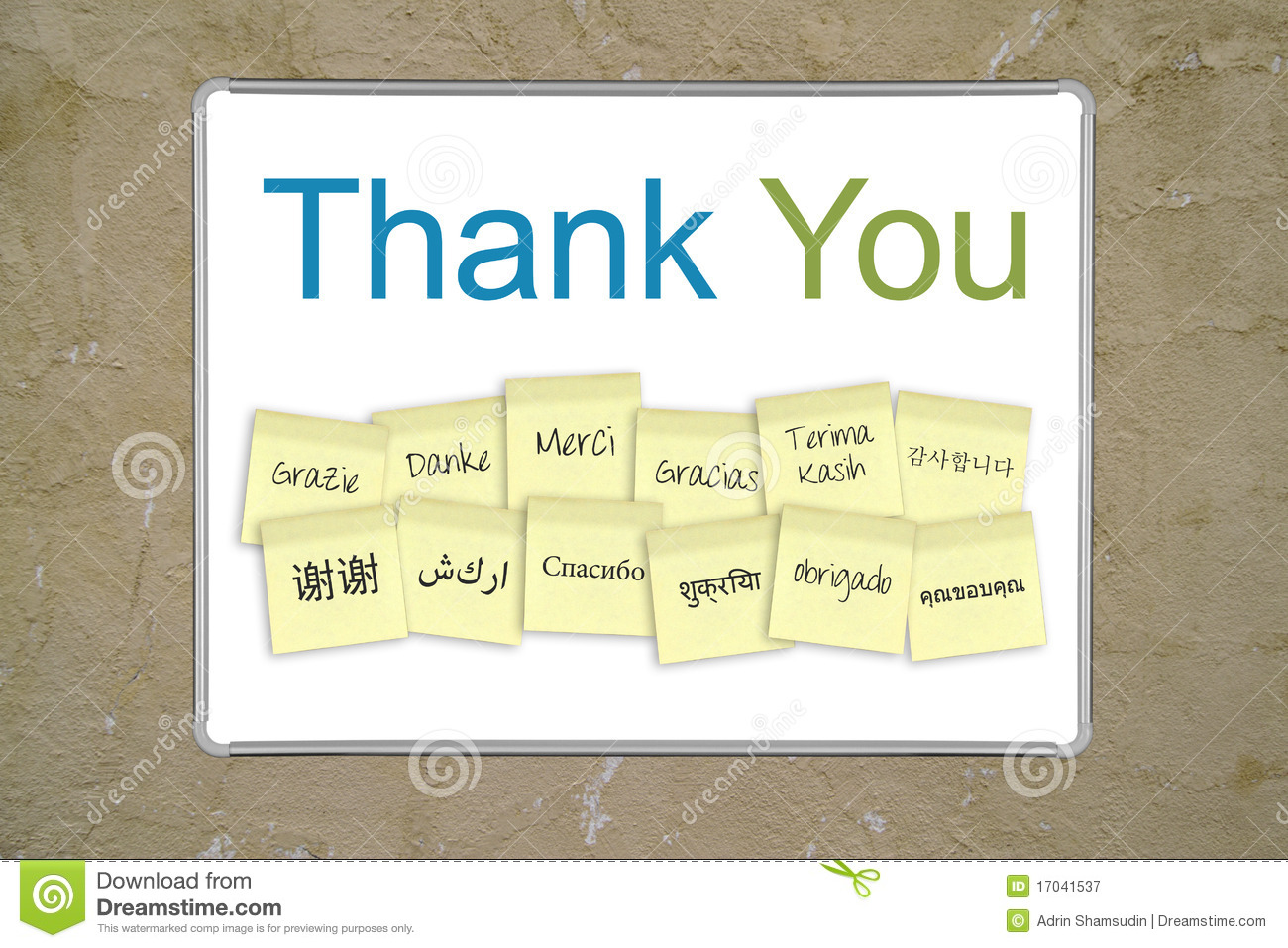 Thank You Notes Download for Free
