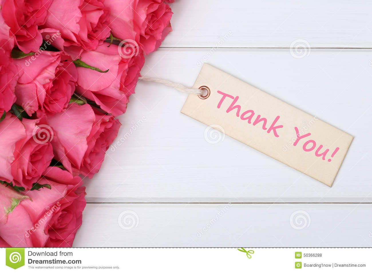 thank you with roses flowers on mother u0027s or valentine u0027s day stock