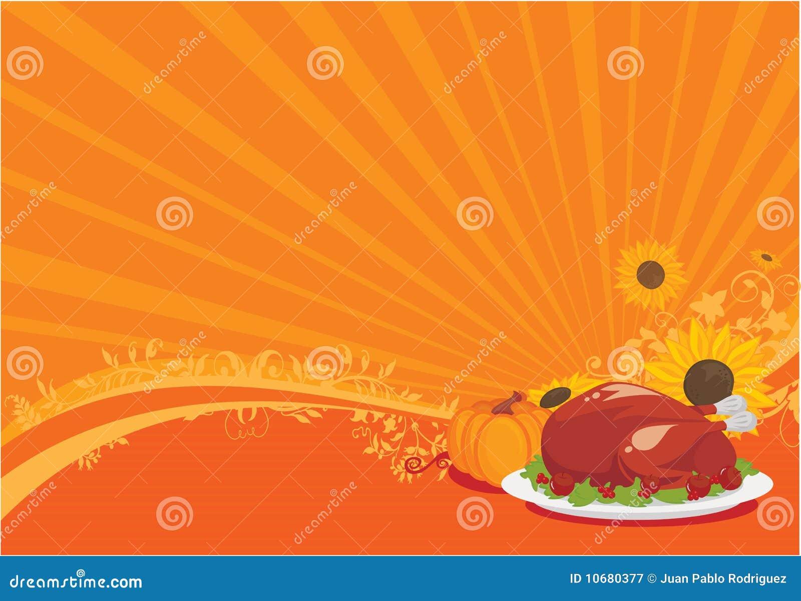 thanksgiving background stock vector illustration of frame 10680377