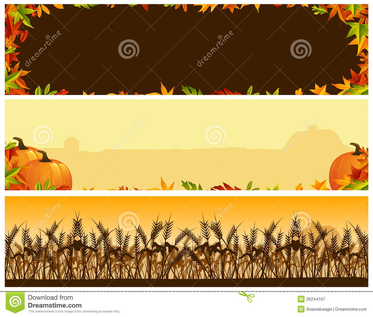 Thanksgiving Banner Part - 15: Thanksgiving Banners