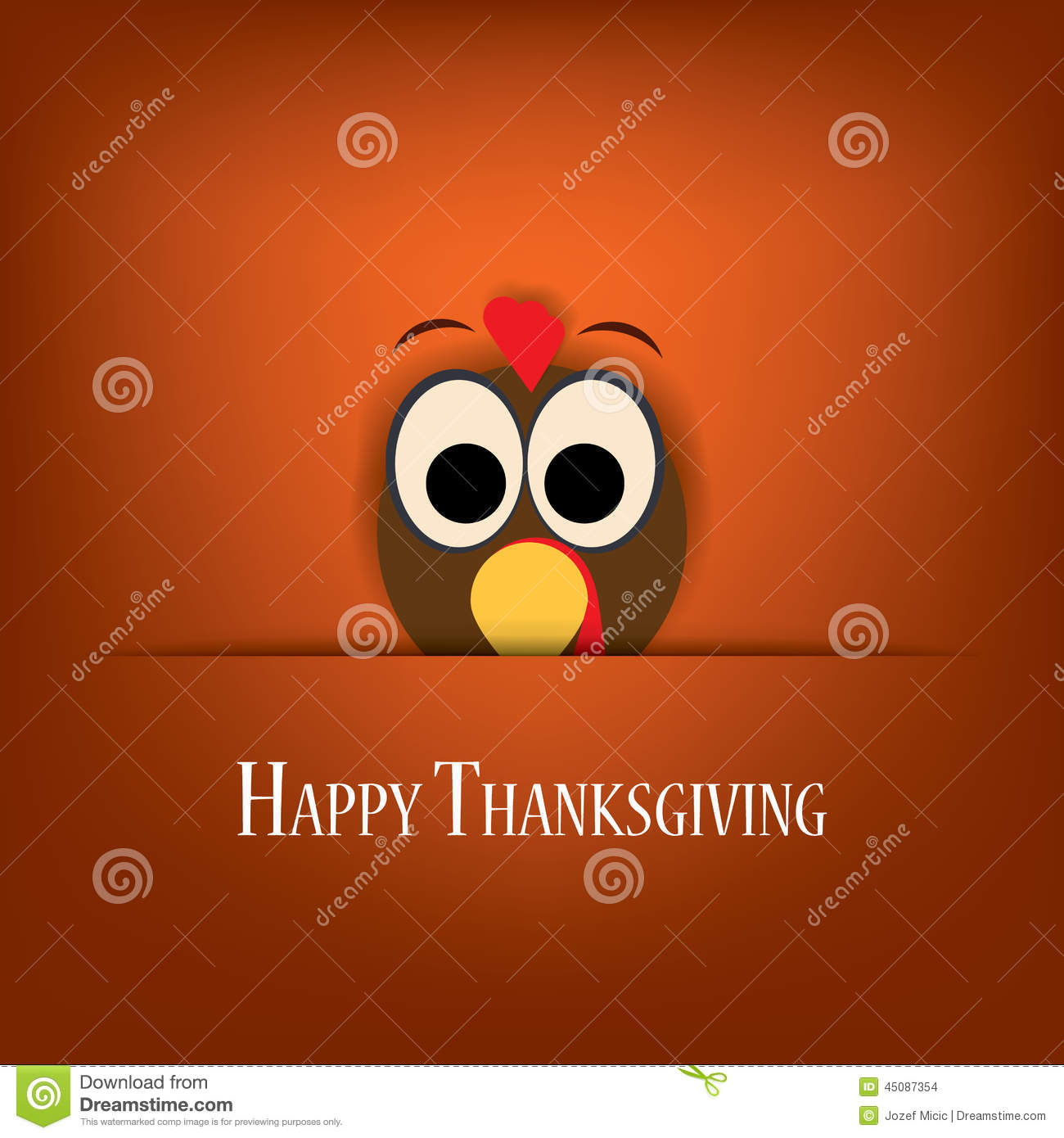 Thanksgiving card vector design with traditional