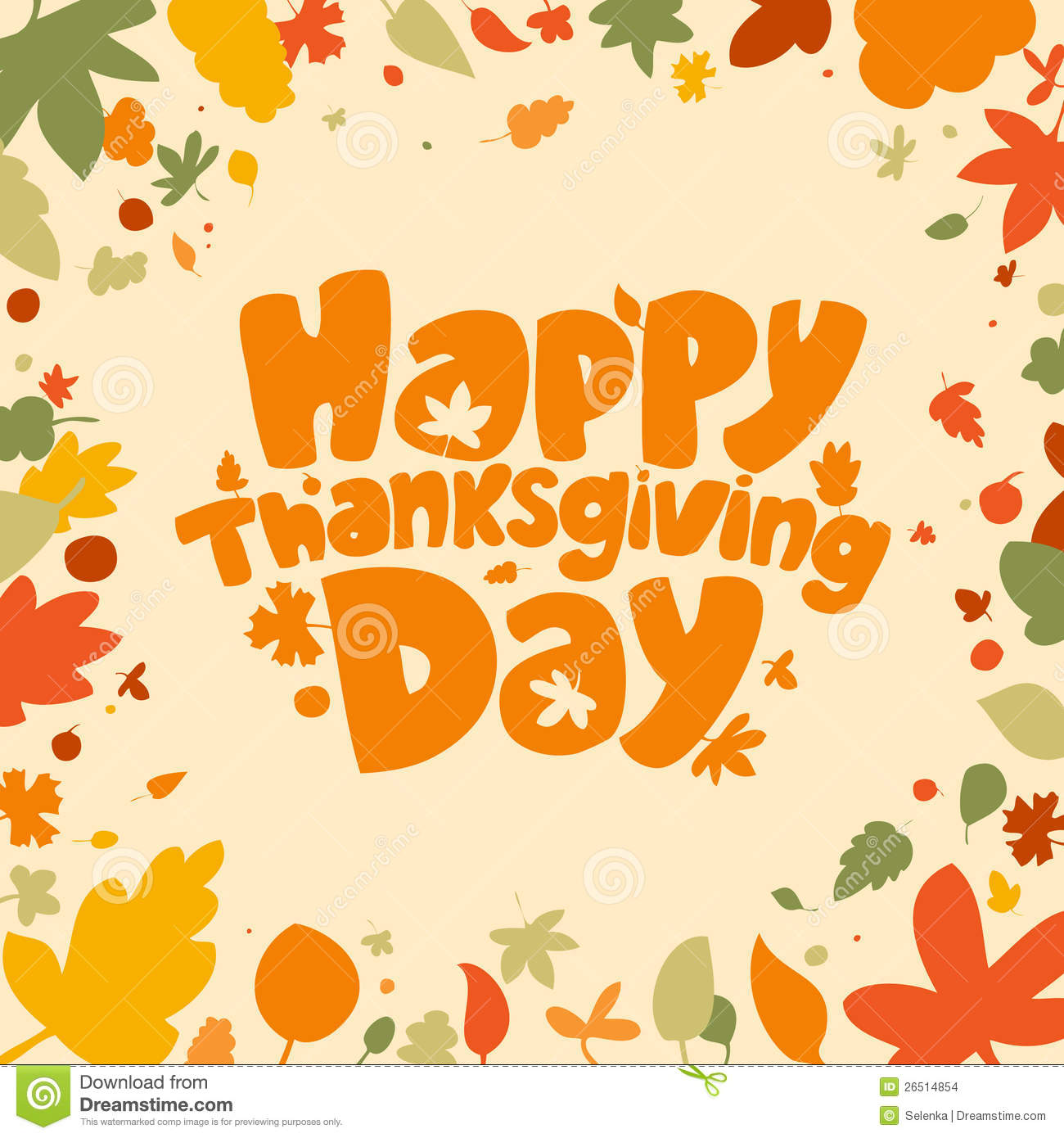 thanksgiving day on november 25