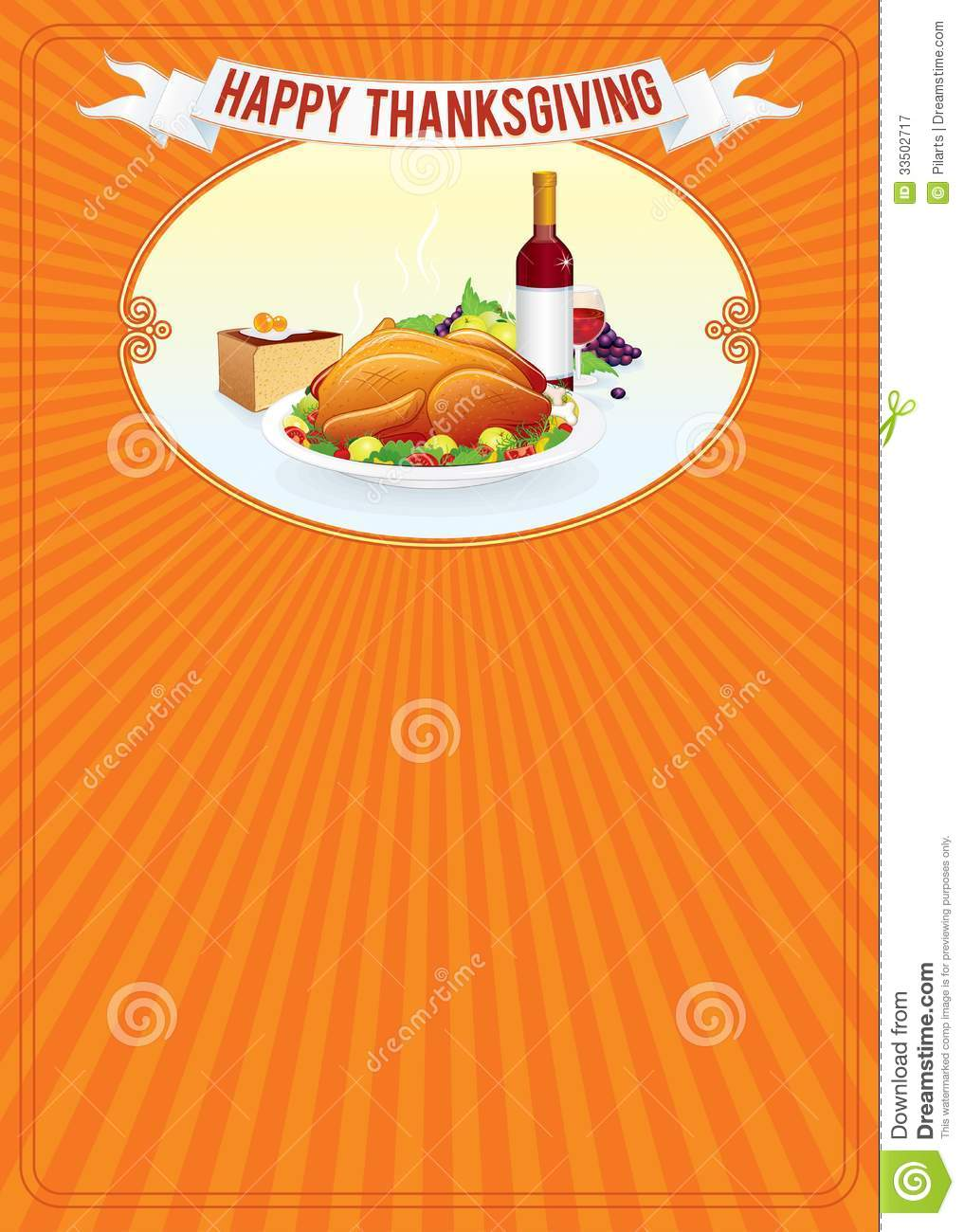 thanksgiving template