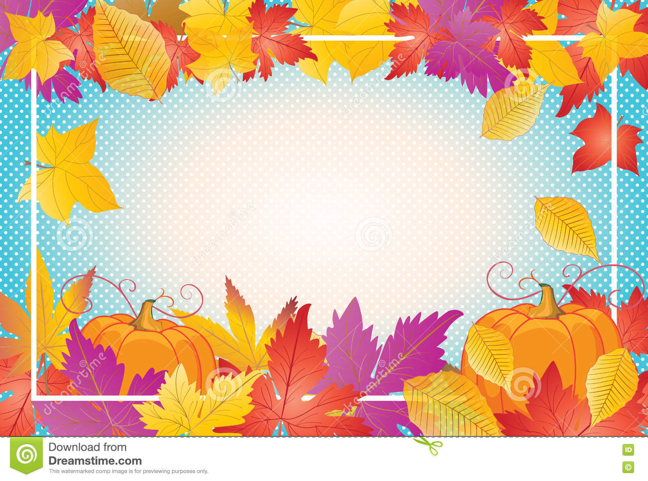 Download Thanksgiving Frame Maple Foliage Frame Vintage Stock Vector - Illustration of diet, congratulations: 80356230