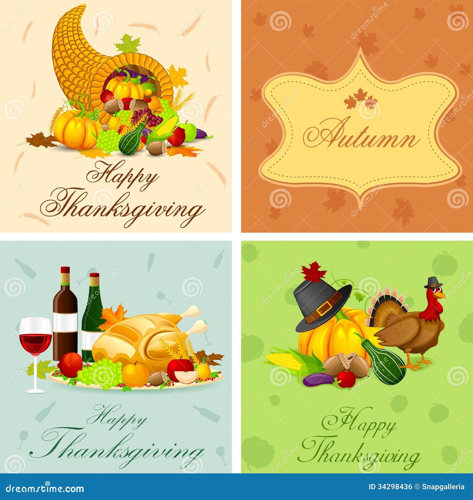 Thanksgiving Harvesting Festival Royalty Free Stock Image