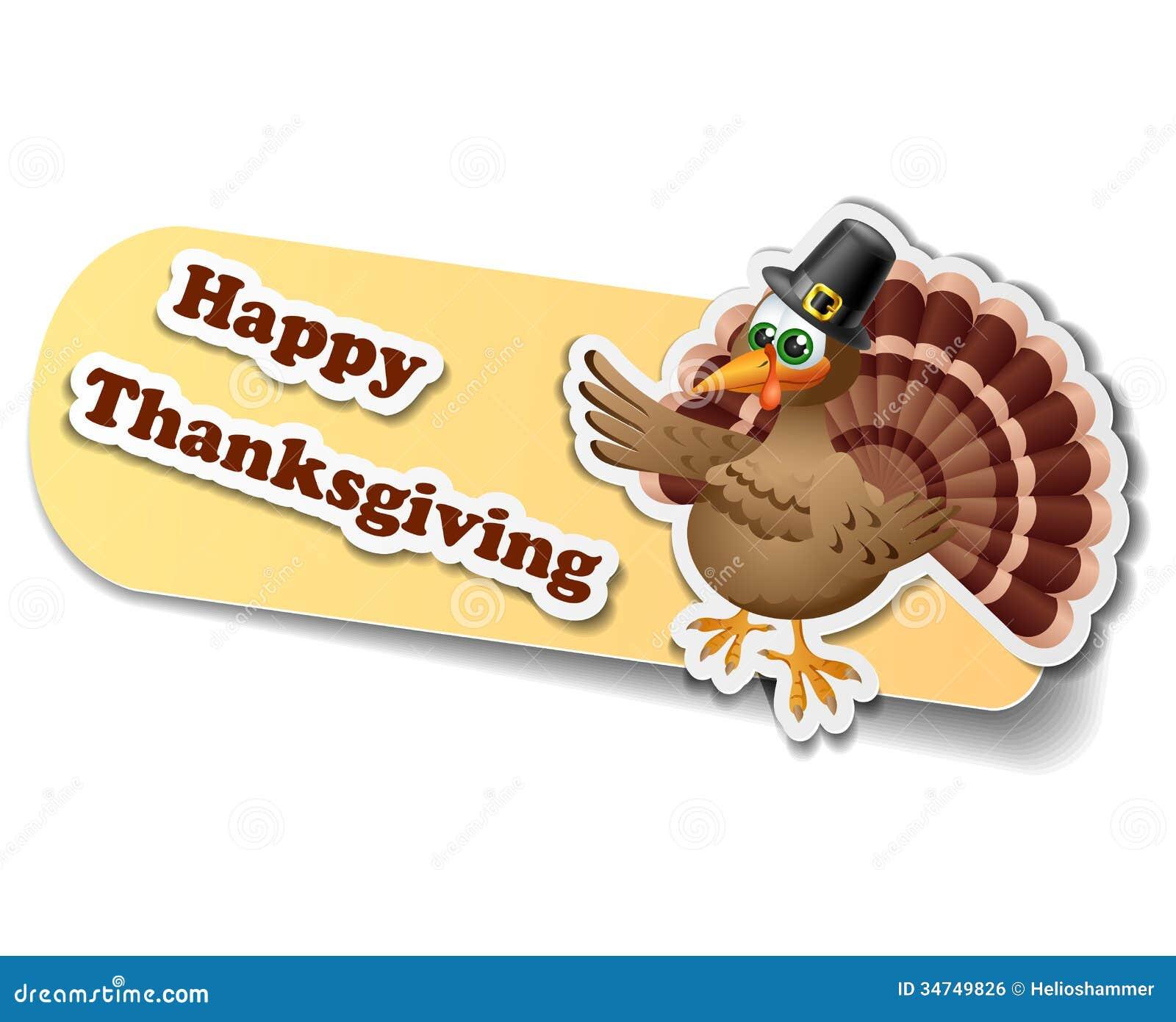 thanksgiving label with turkey sticker royalty free stock Female Pilgrim Serving Turkey Dinner Female Pilgrim Serving Turkey