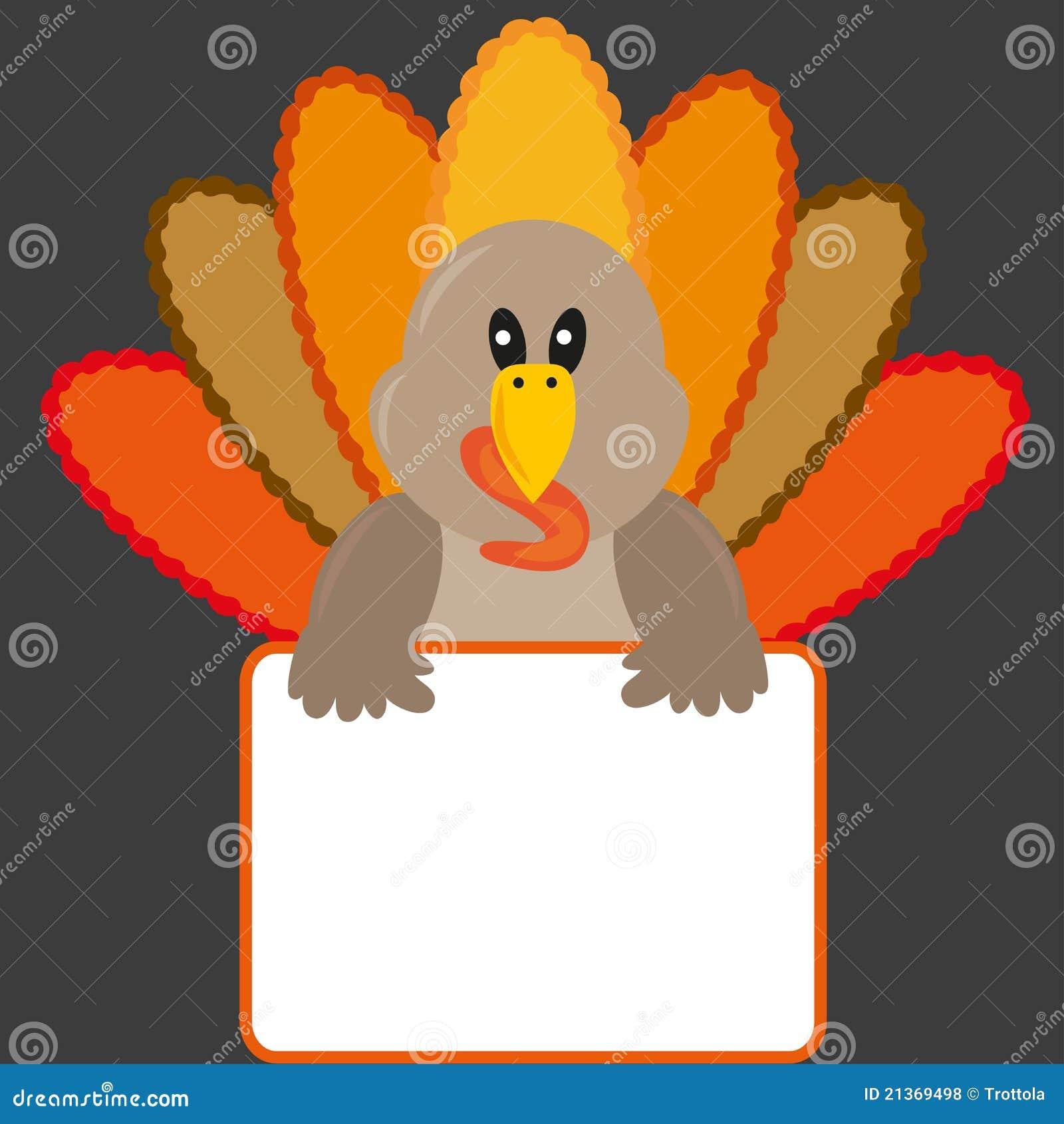 Thanksgiving Banner Stock Image - Image: 22690871