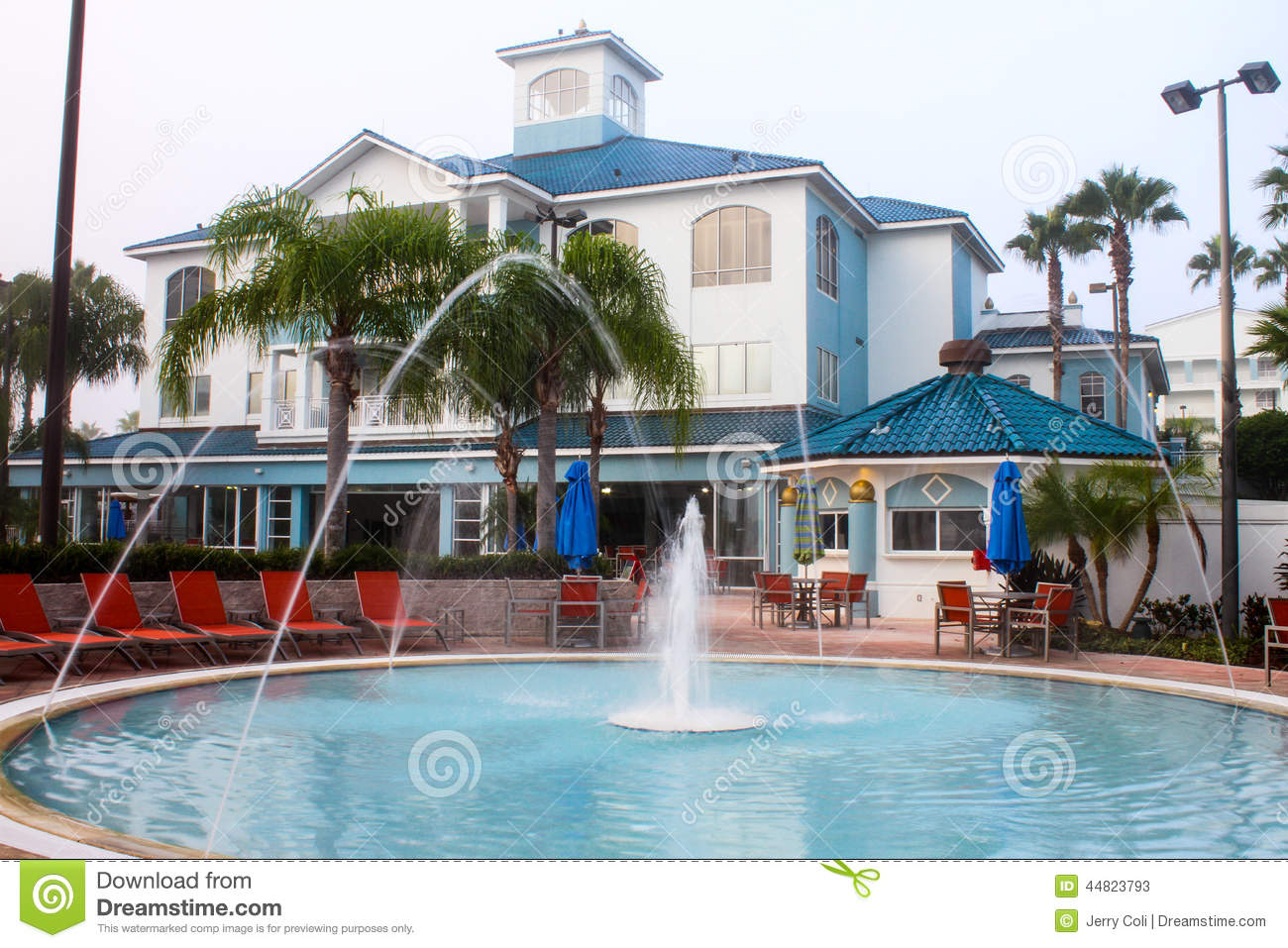 Blue Green Resort, Orlando, Florida Editorial Stock Photo - Image ...