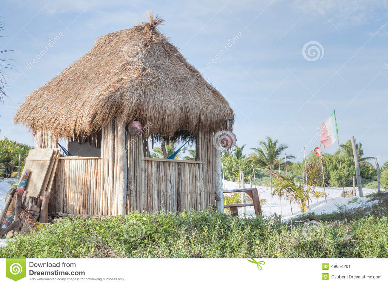 Beach Hut Holidays In Mexico