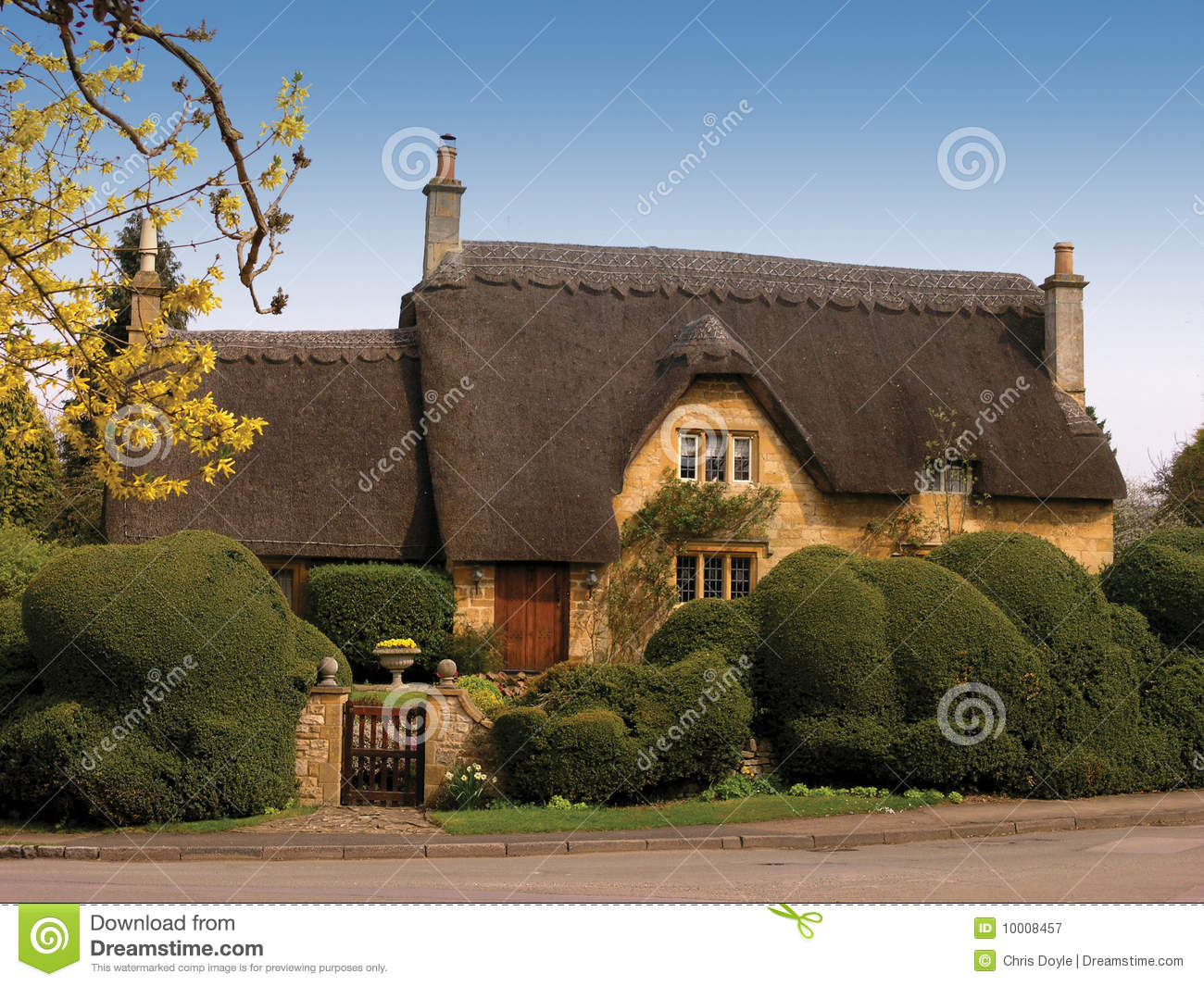 Thatched Haus