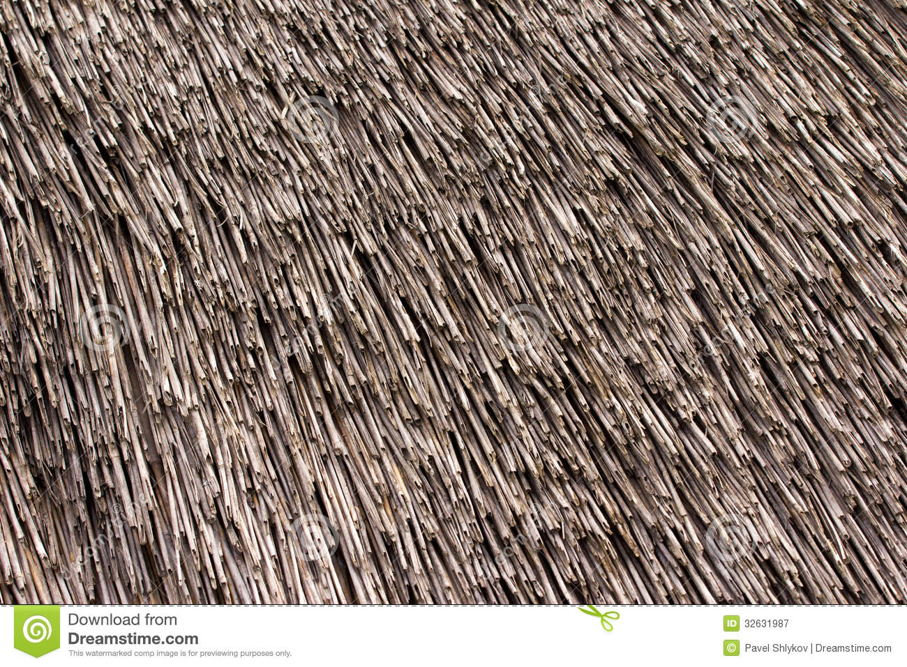 Thatched Roof Texture Stock Image Image Of Design Farm