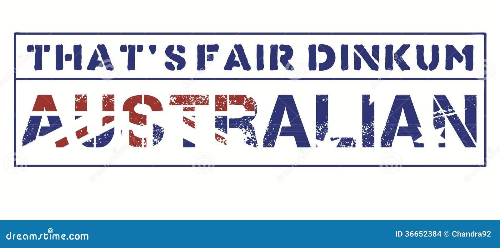 Thats fair dinkum australian stock photo image of thats 2016 royalty free stock photo kristyandbryce Gallery