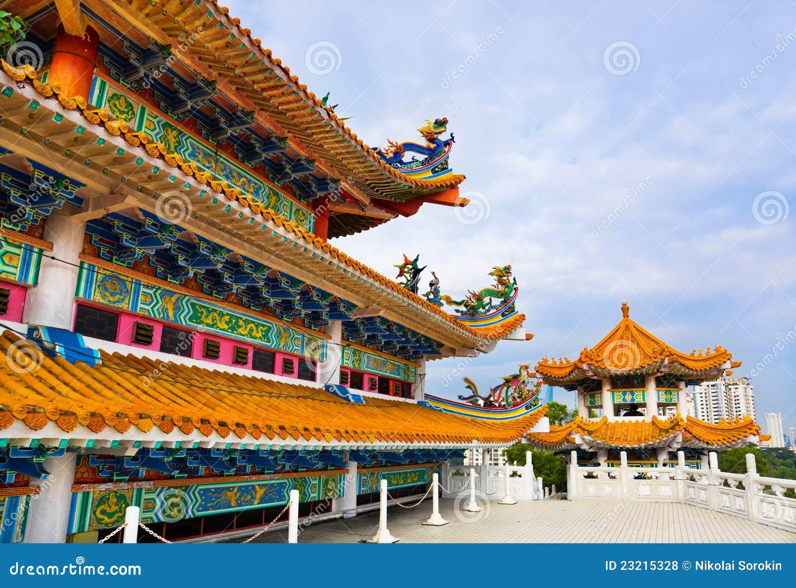 Thean Hou Tempel in Kuala Lumpur Malaysia