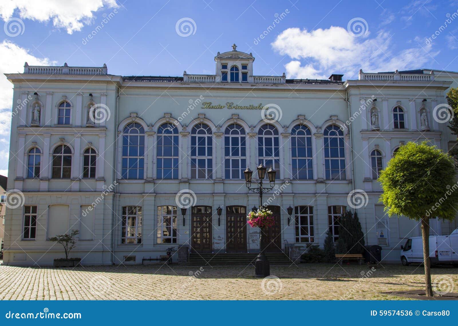 Theater Crimmitschau