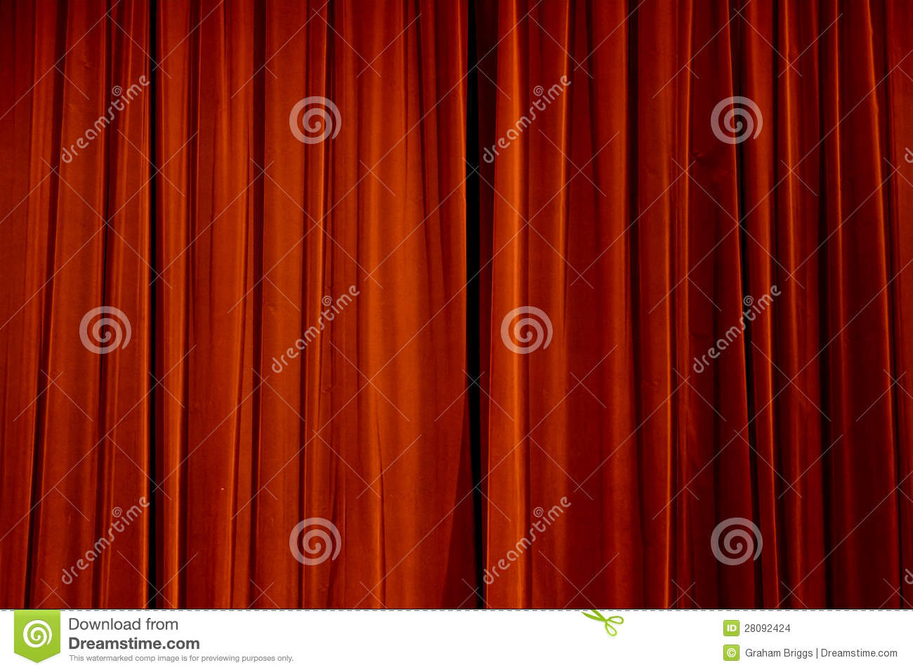 Theatre curtains clipart theater curtain clipart clipart kid - Theater Curtain Stock Images Image 28092424