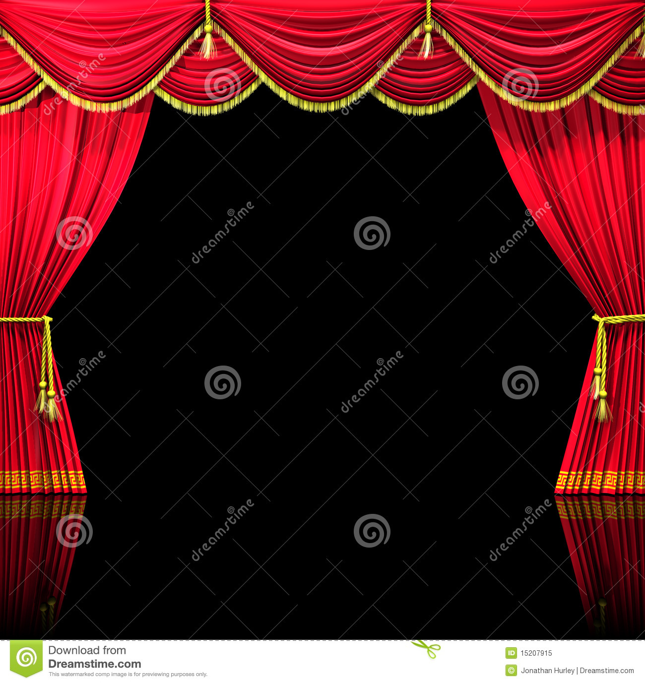 Black Theater Curtains Theater curtains