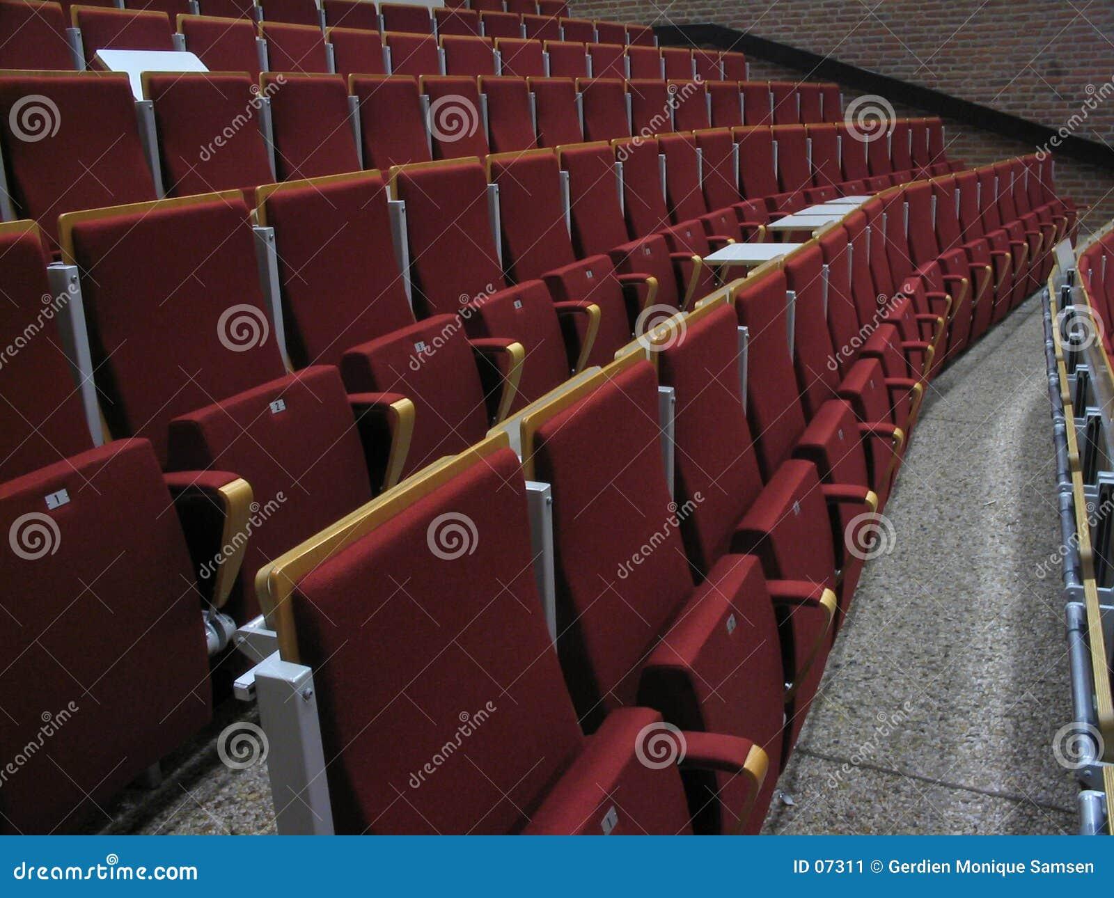 Theater IV van de universiteit