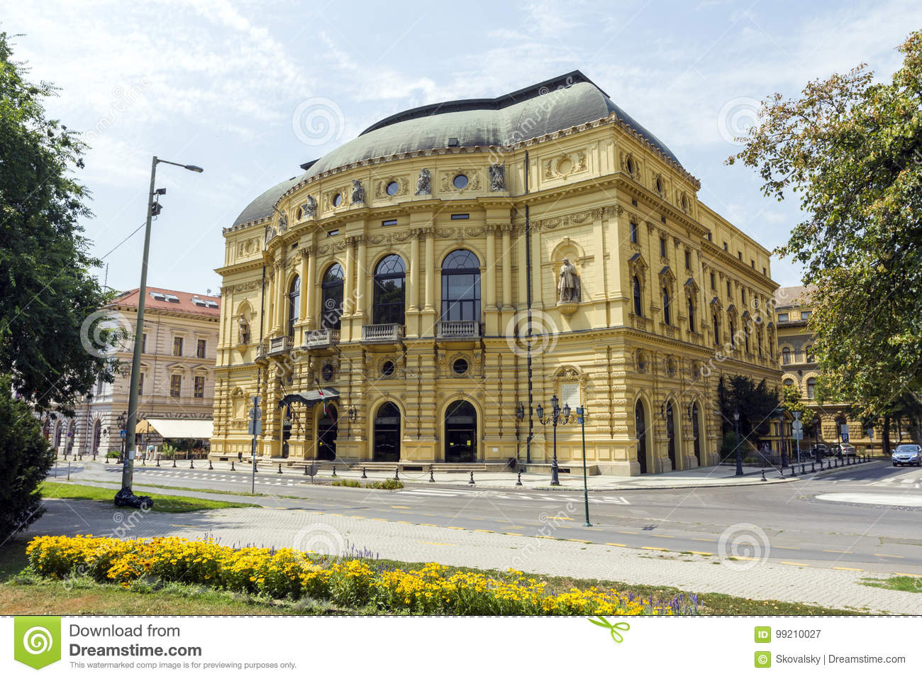 Theater in Szeged