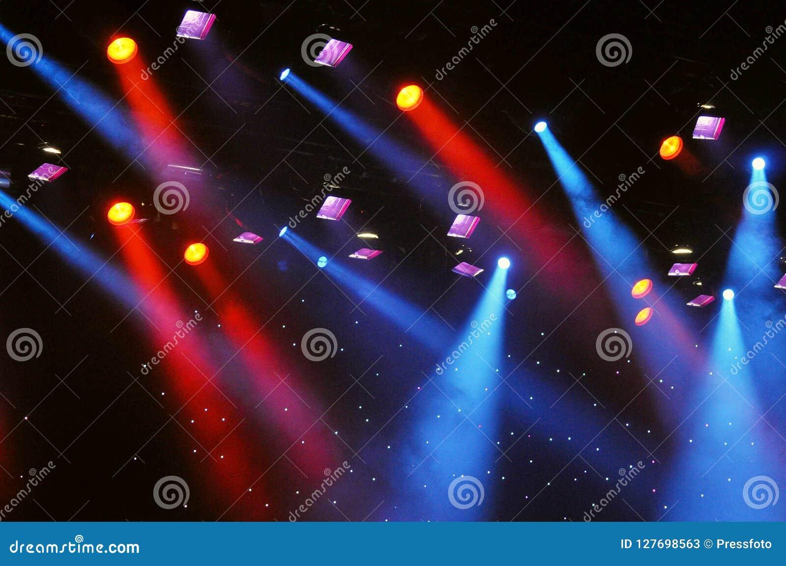 Theatre światła set