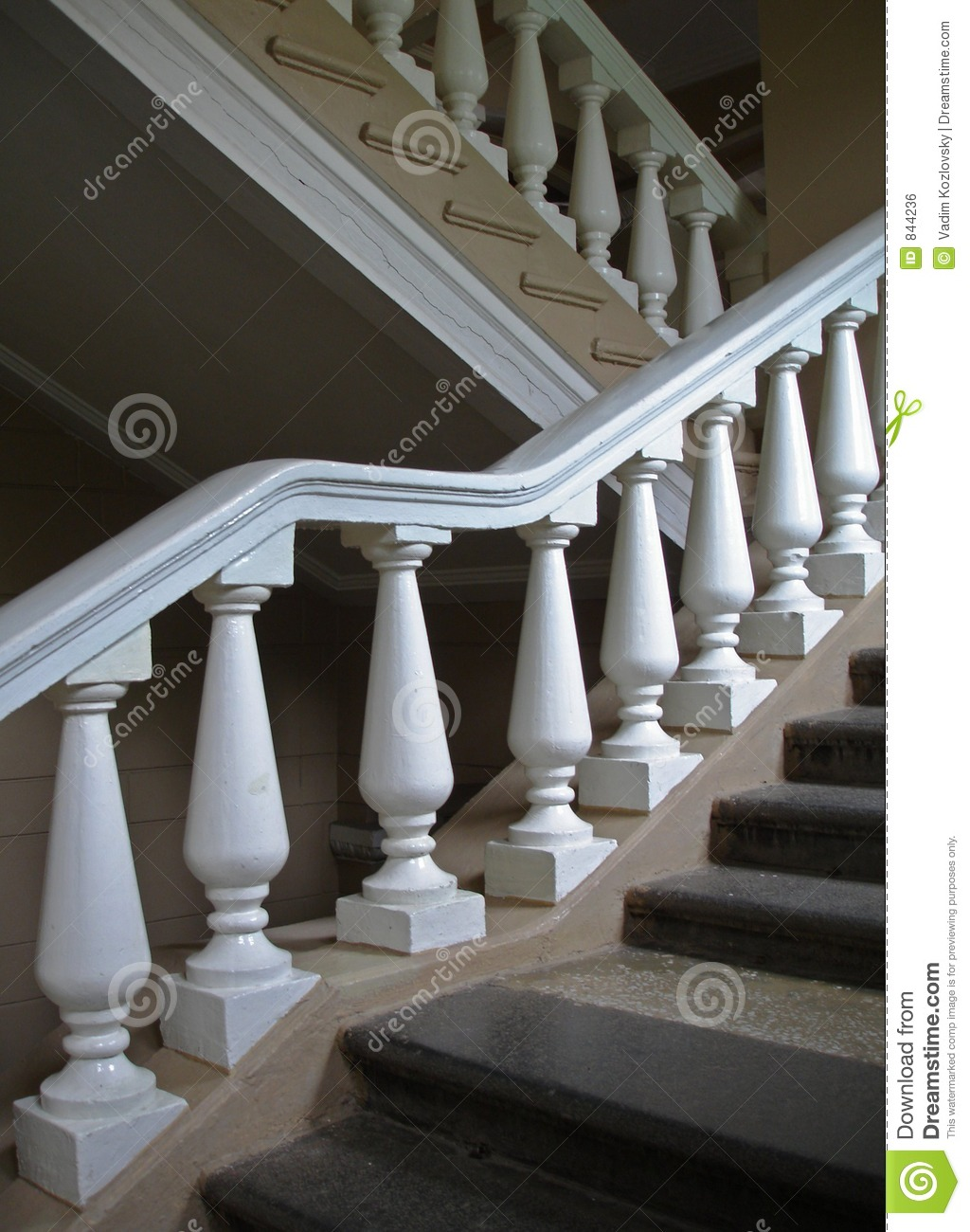 Theatrical stairs