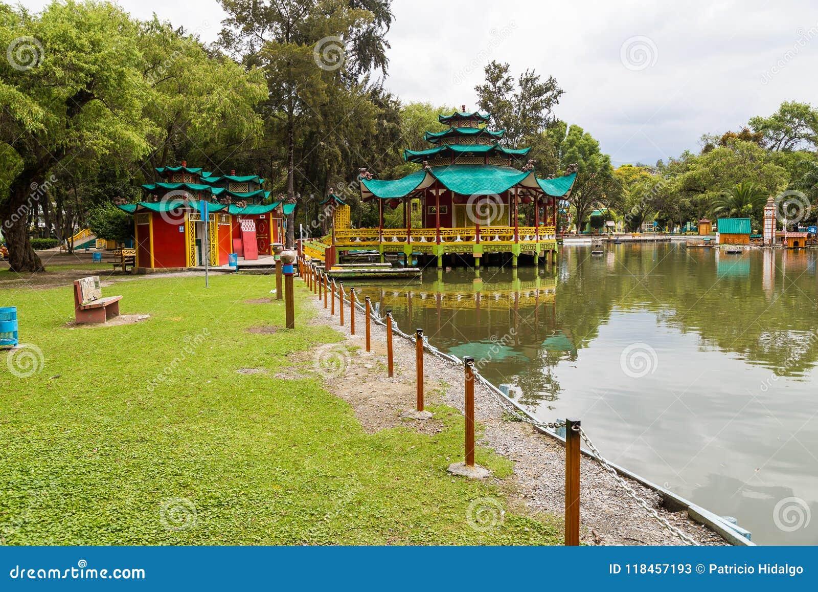thematic corners in jipiro park editorial stock photo image of