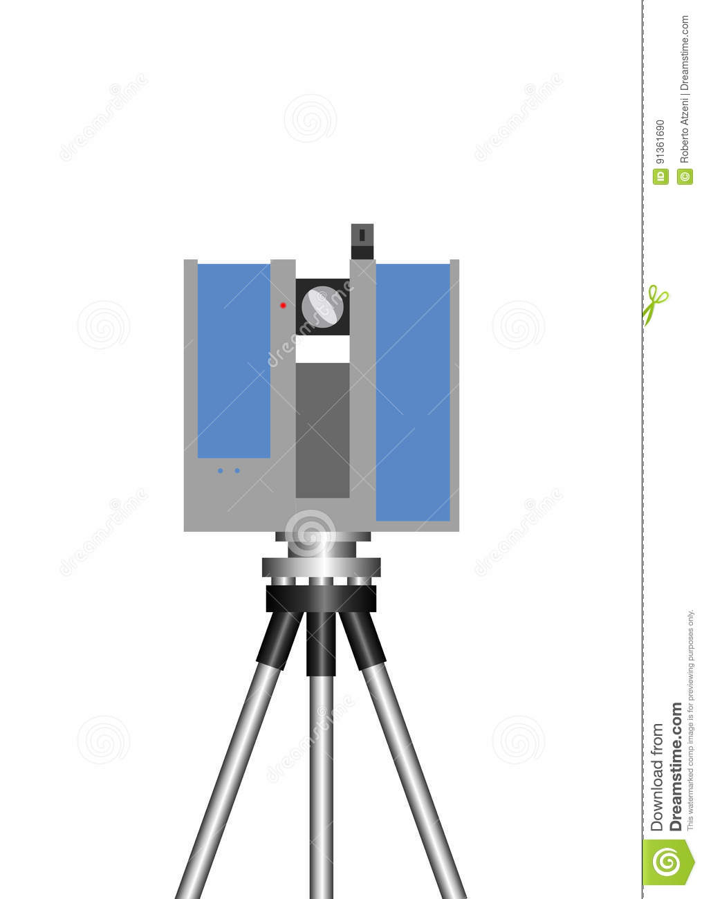 theodolite cartoons illustrations vector stock images 166 pictures to download from. Black Bedroom Furniture Sets. Home Design Ideas