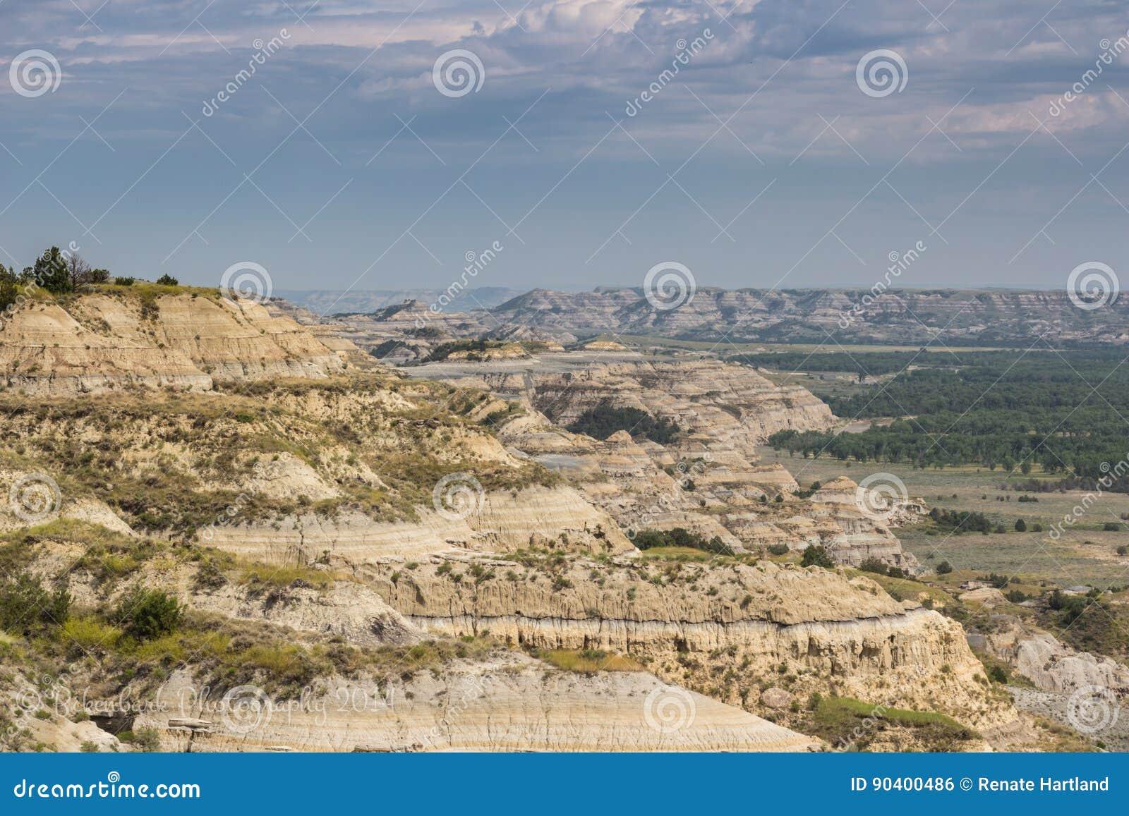 Theodore Roosevelt National Park, Nordeinheit