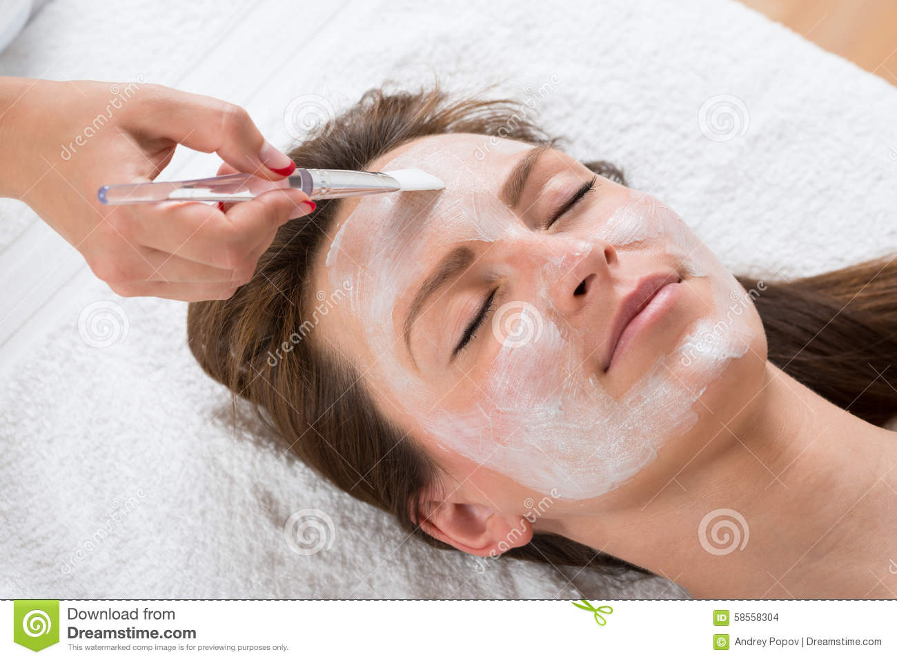 face mask to rejuvenate skin