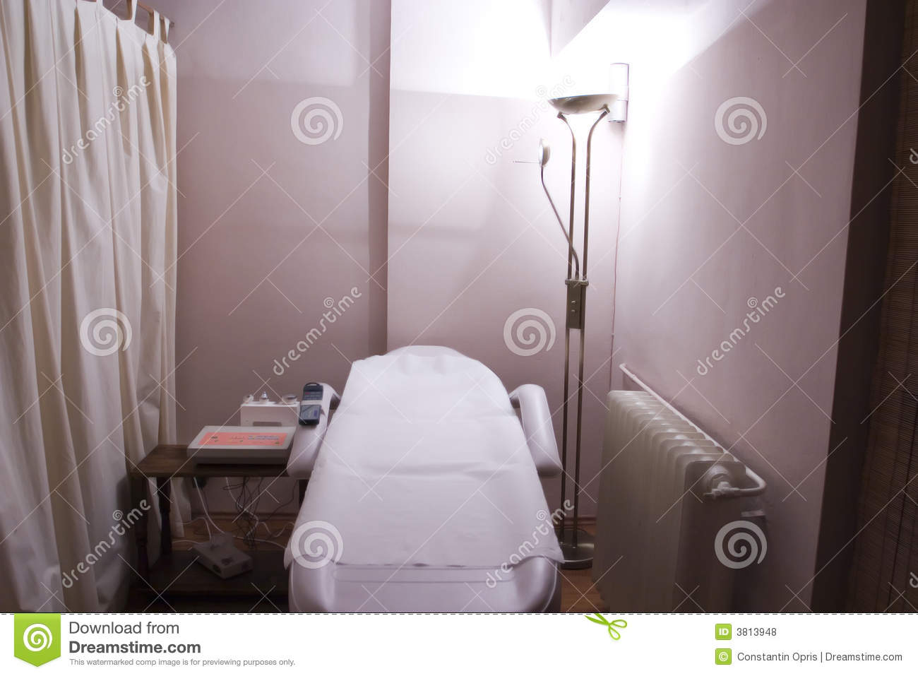 Therapy Room in Spa