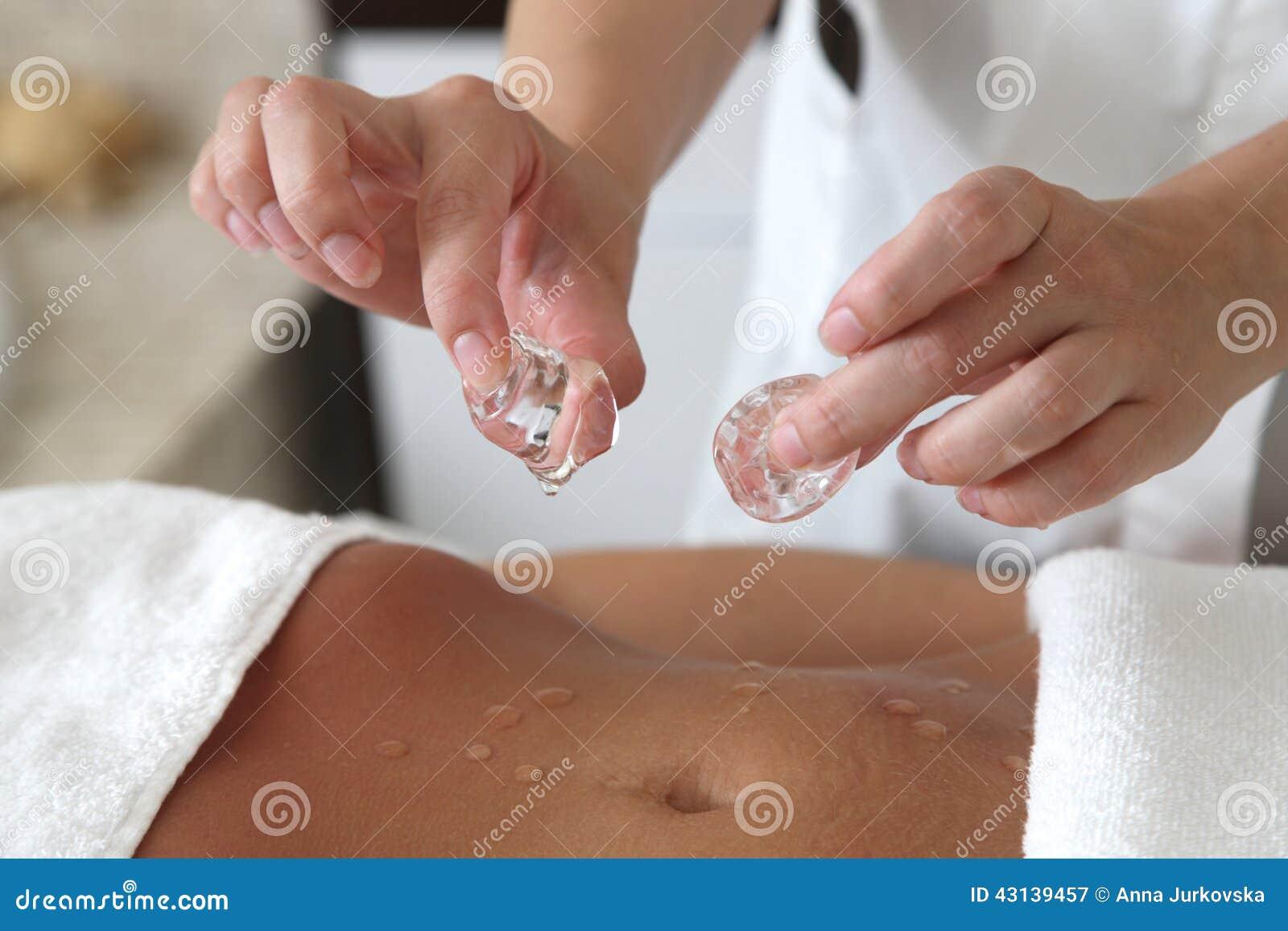 cubo masaje jabonoso